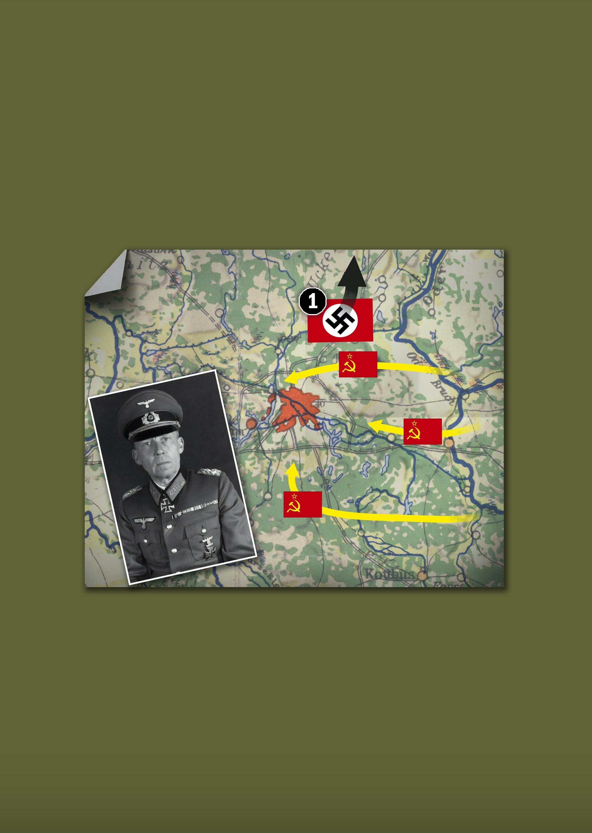 Rasende Adolf Hitler erklærer krigen for tapt | historienet.no