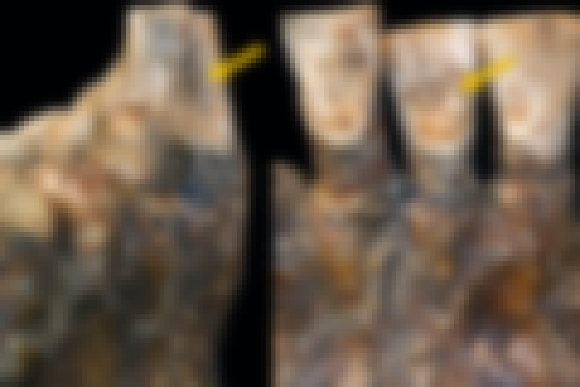Piercing läpp förhistorisk