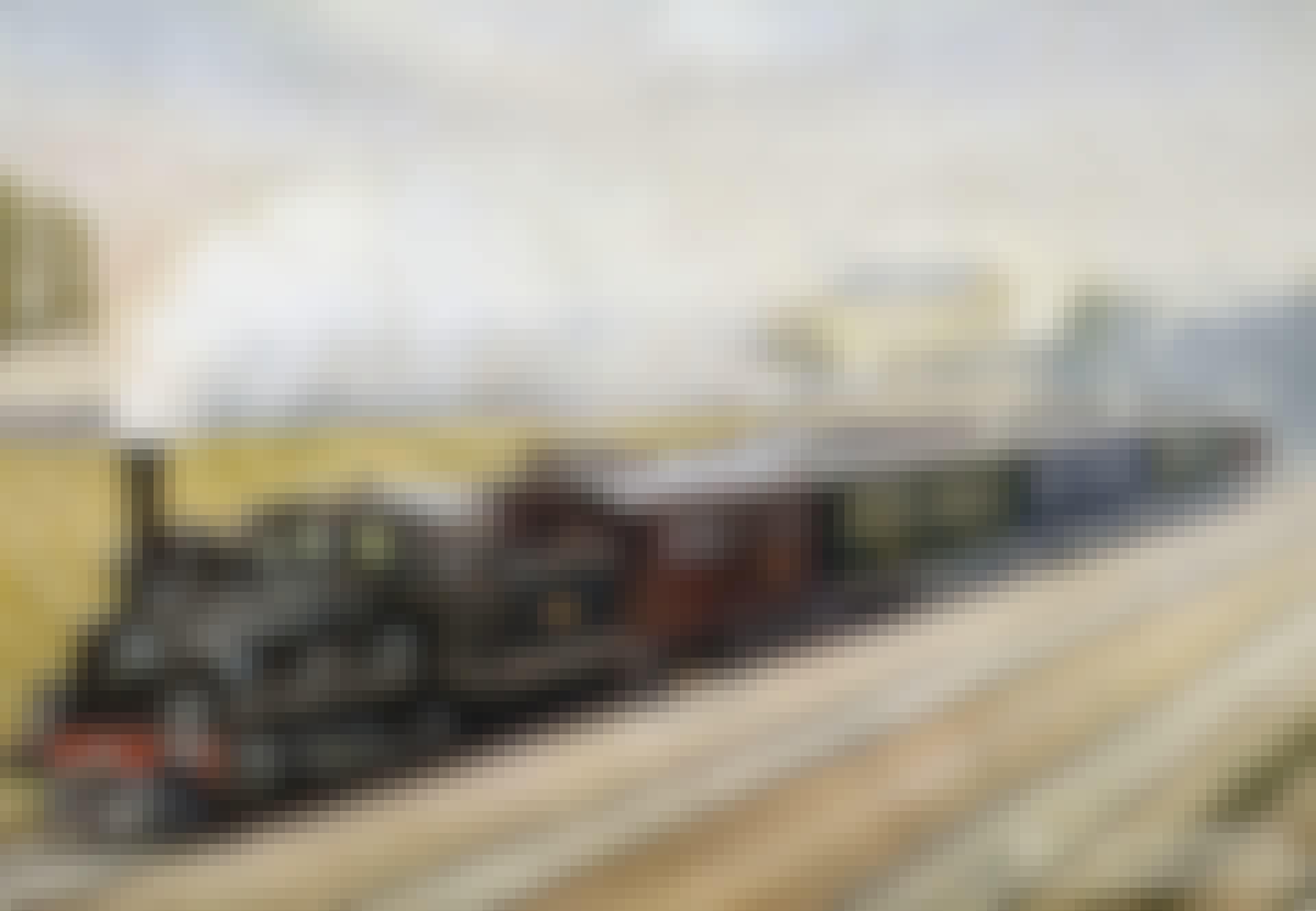 orient express 1907
