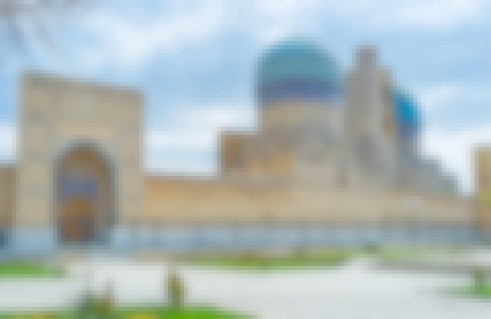 bibi-khanom moské