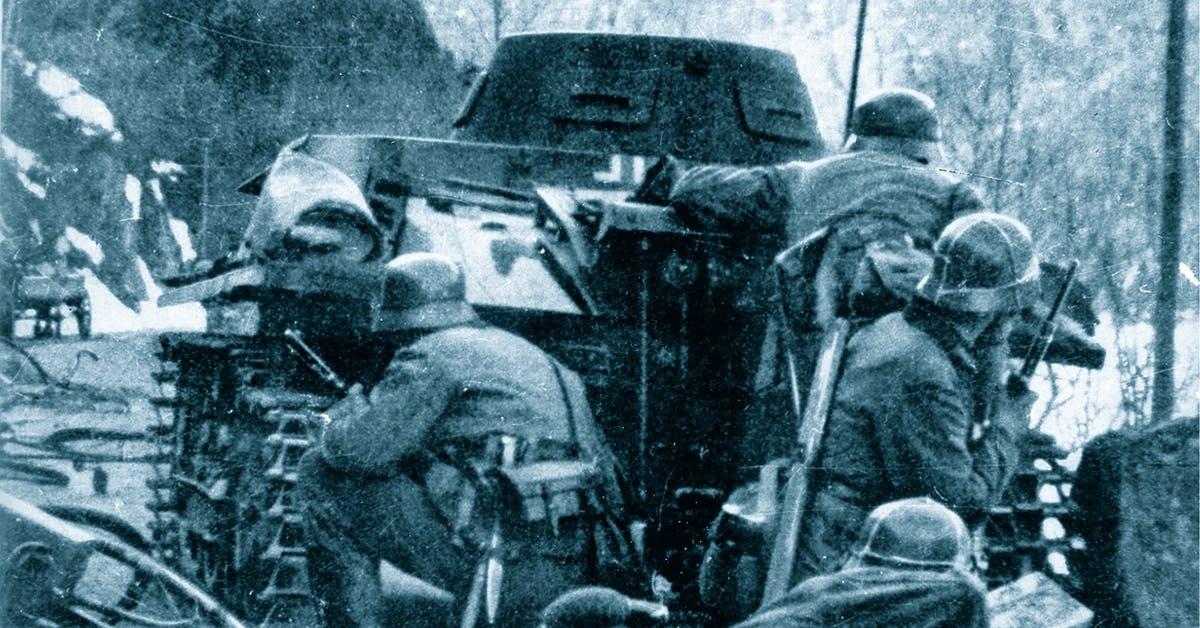 Slaget om Oslo: Alt går galt for tyskerne