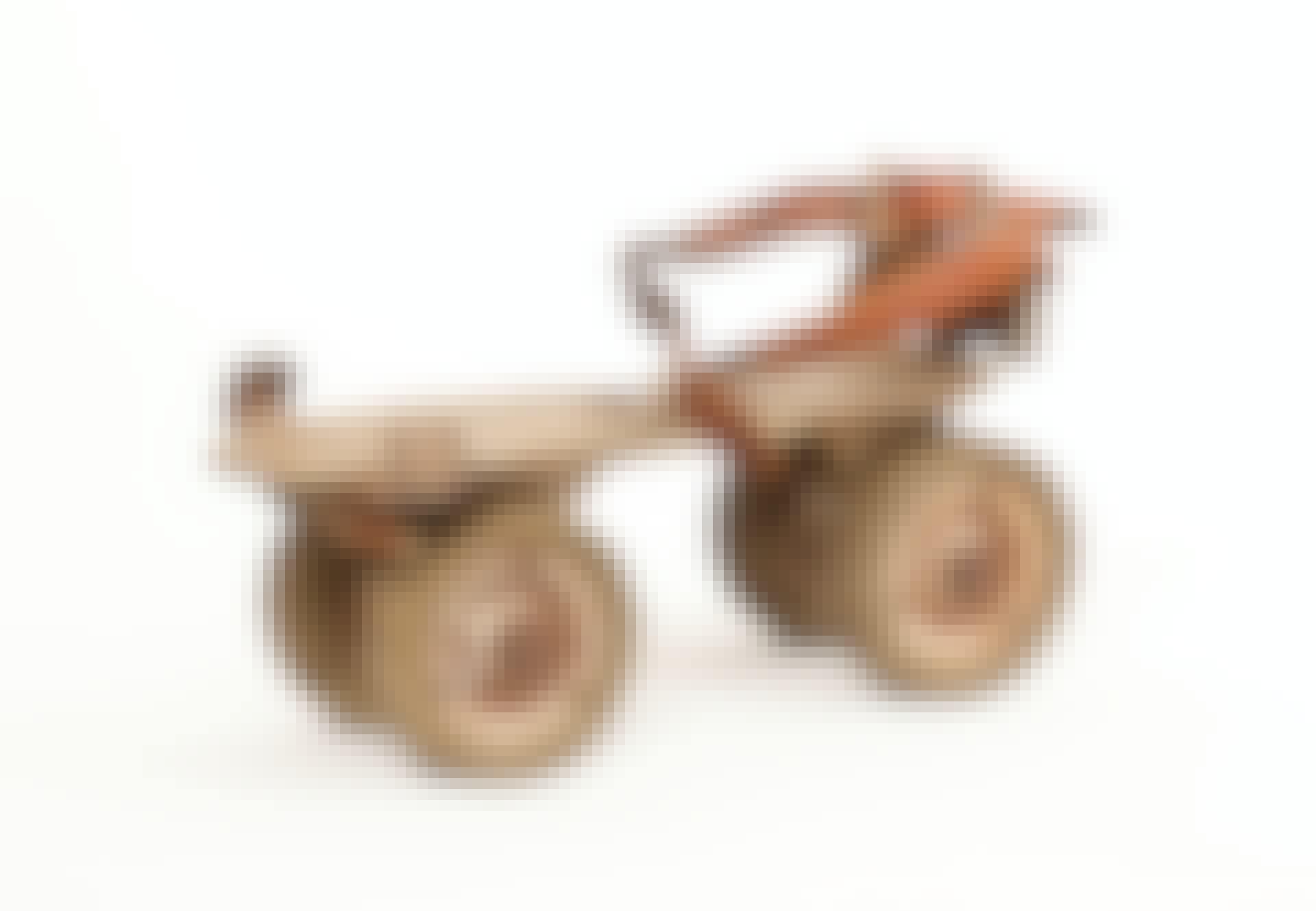 de första rullskridskorna patenterades år 1863
