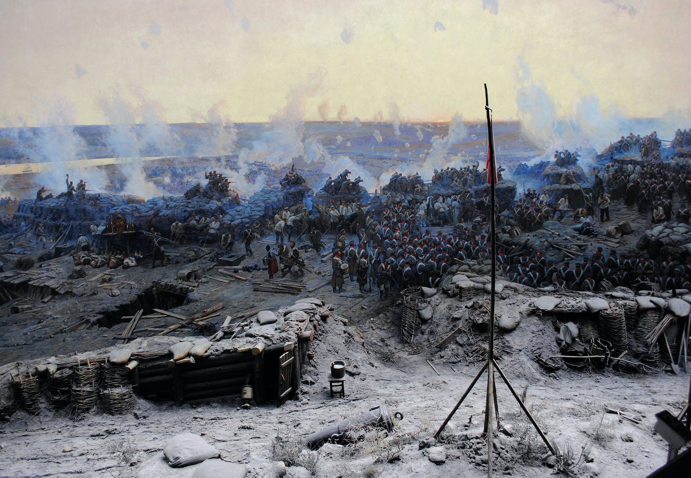 Krimin Historia