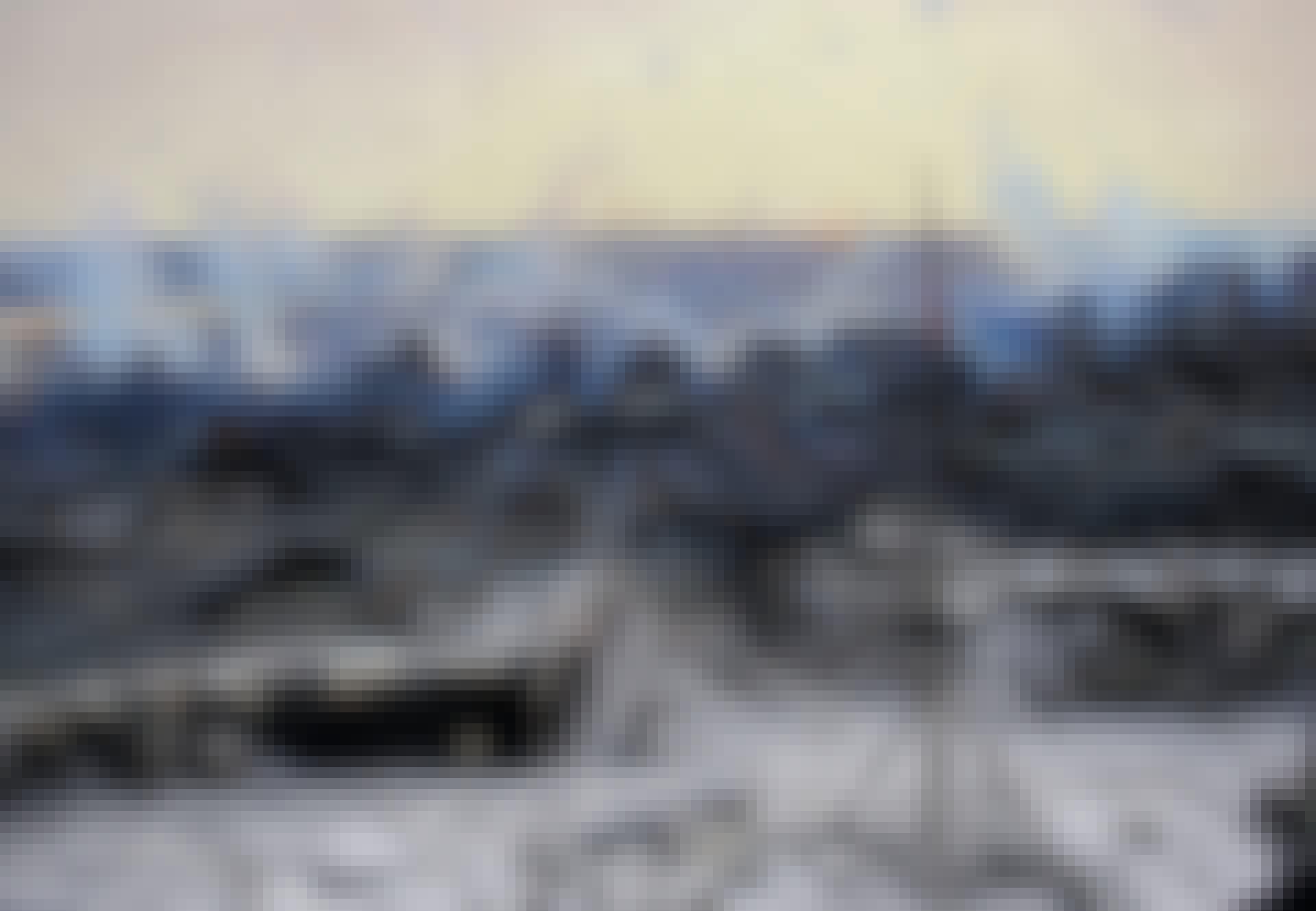 Crimean War (1853-1856). Siege of Sevastopol, 1854-1855, by Franz Alekseyevich Roubaud (1856-1928). Crimean Peninsula. Ukraine.