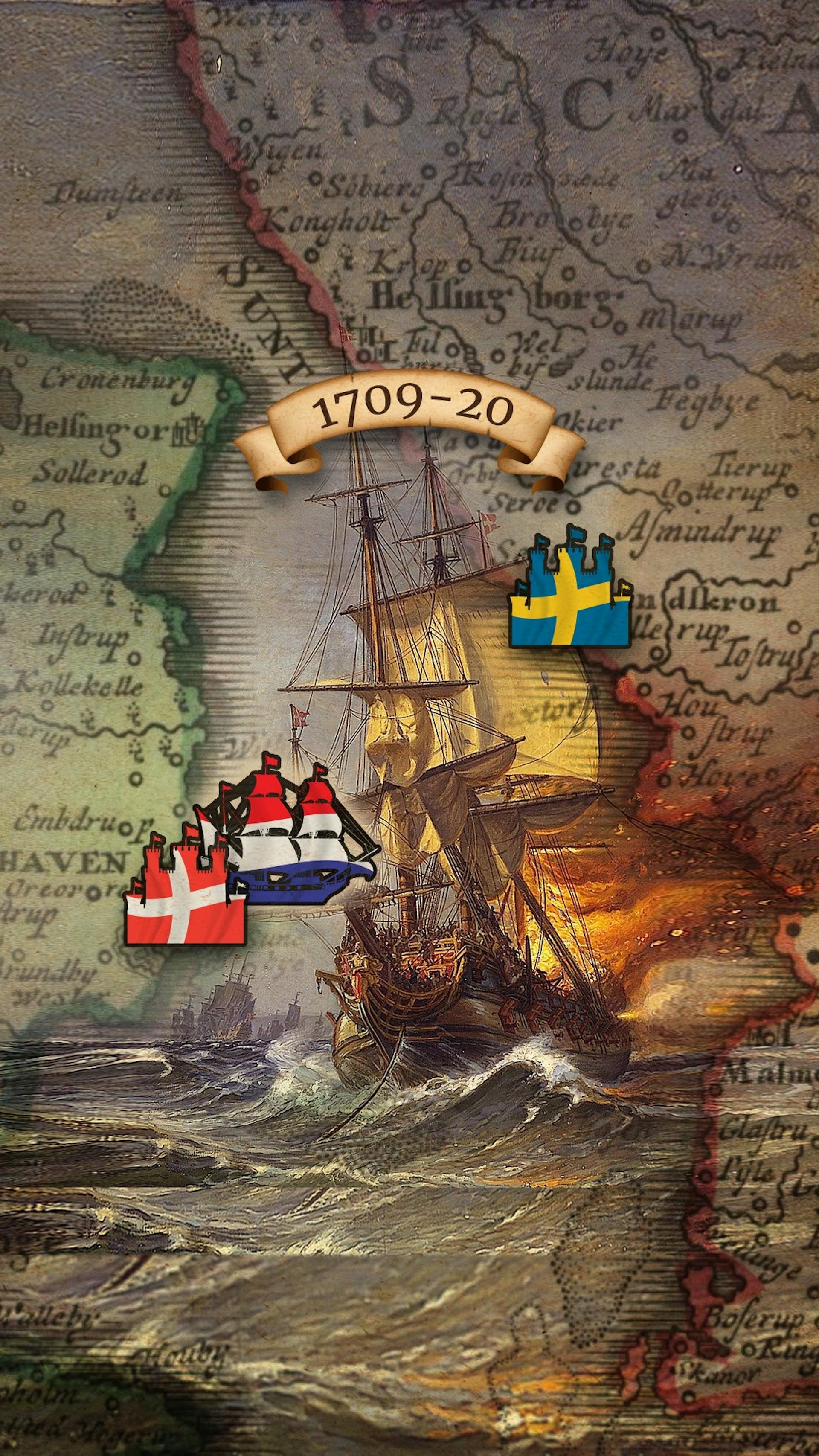 Nederlanderna Avgjorde Skandinaviens Maktkamper Varldenshistoria Se