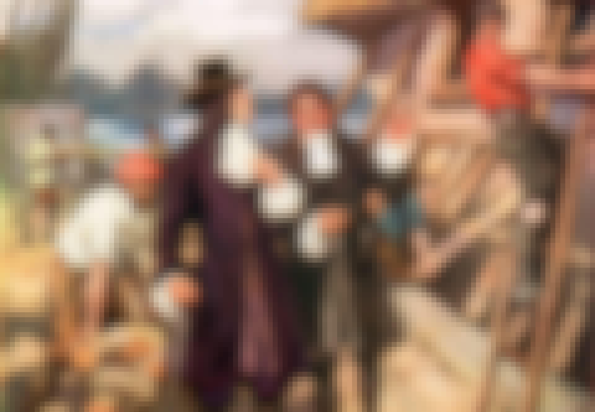 Peter den store: Det gamla ryska imperiets skapare (färglitografi)
