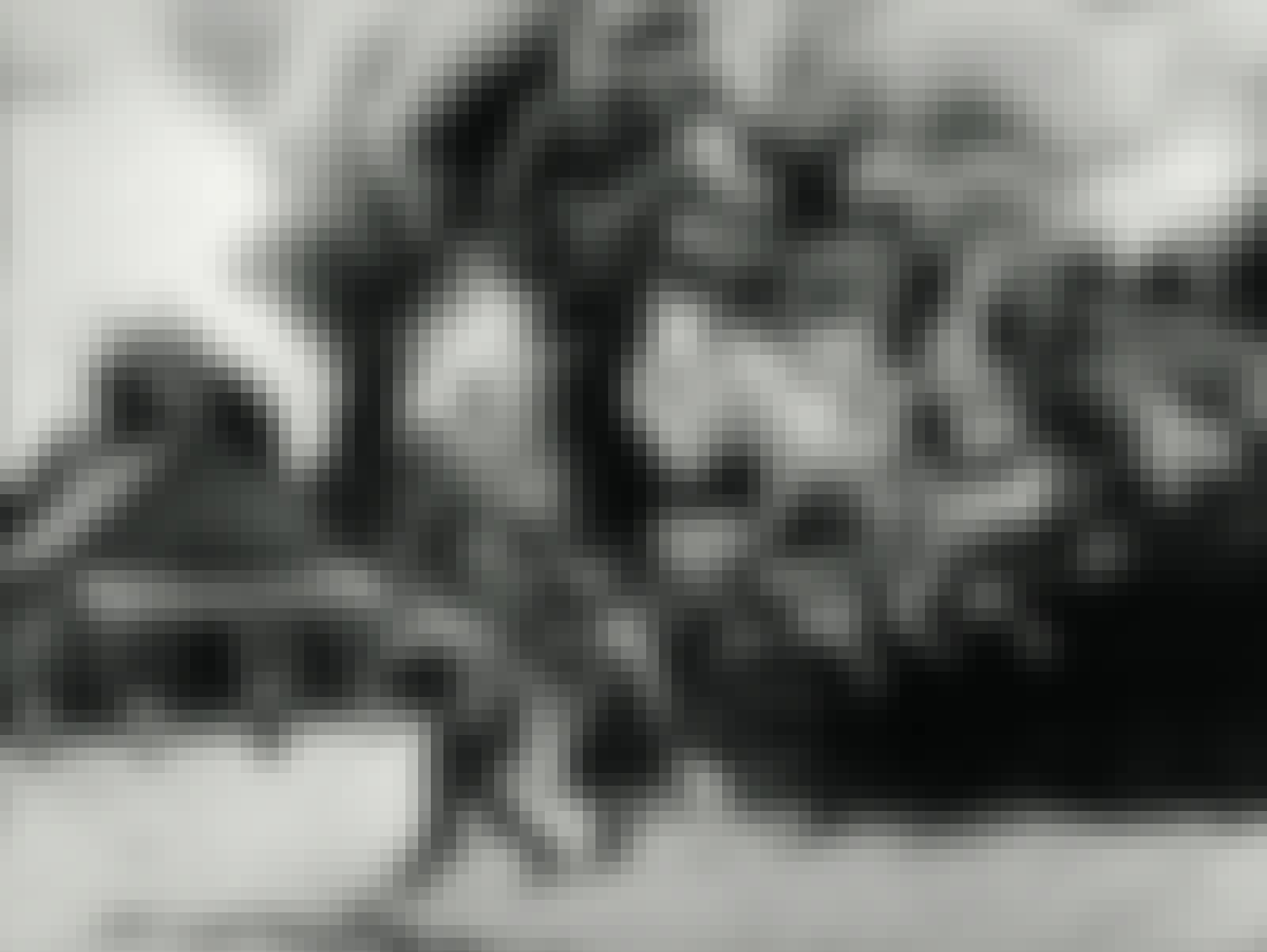 Angriff deutscher Soldaten / 1939