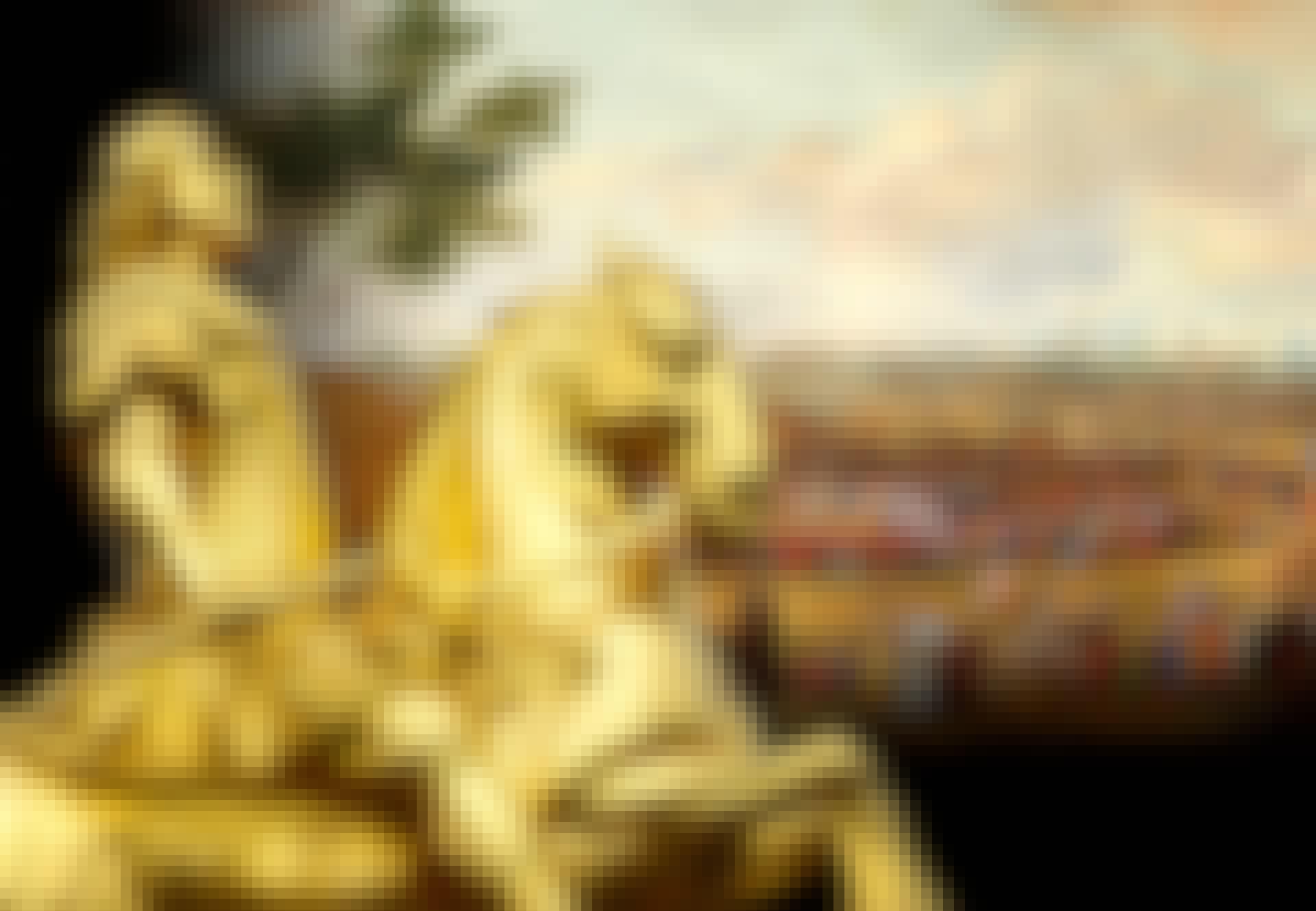 August den Stærke statue