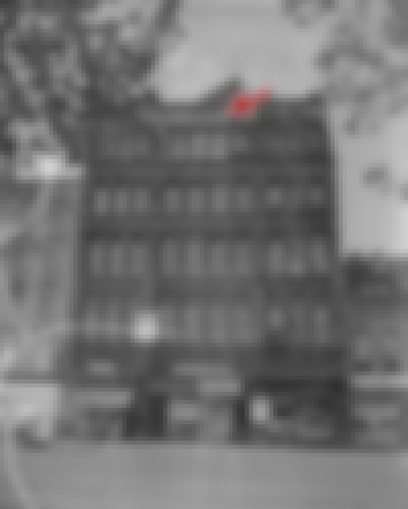 Rudolf Abel's Apartment Building -