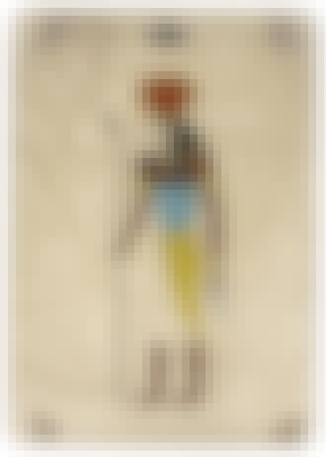 Den egyptiske guden Ra