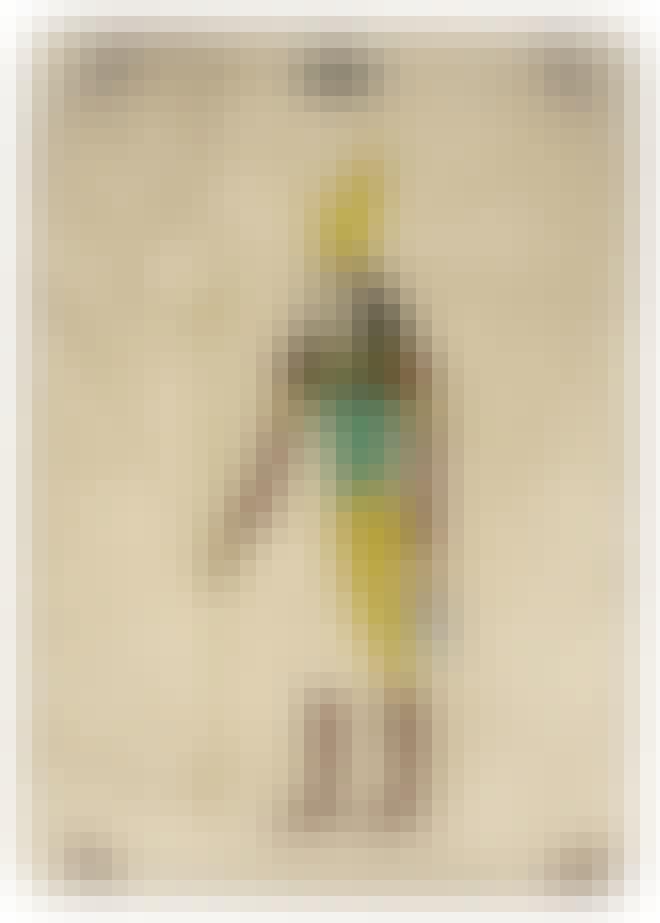Den egyptiske guden Horus
