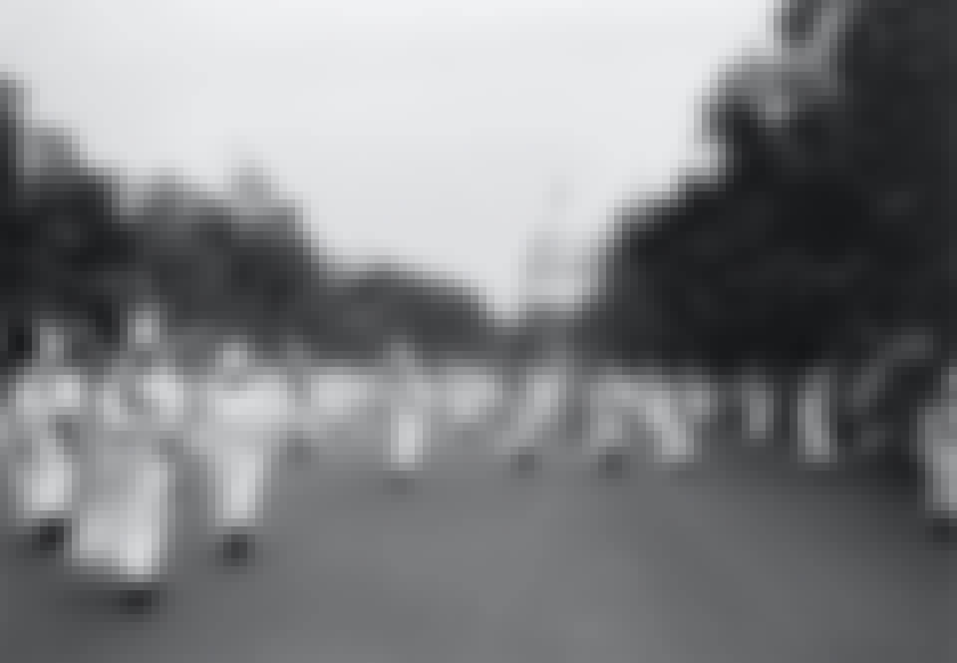 Ku Klux Klan marching down Pennsylvania Avenue in Washington DC on 13th September 1926