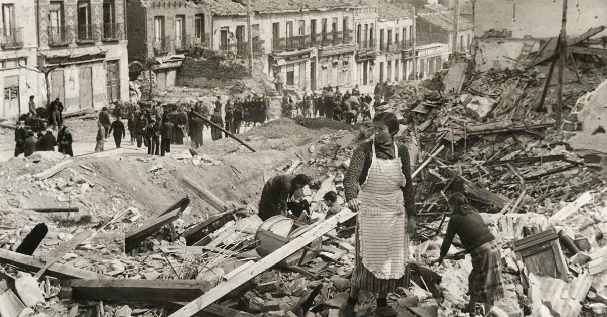 Espanjan Sisällissota
