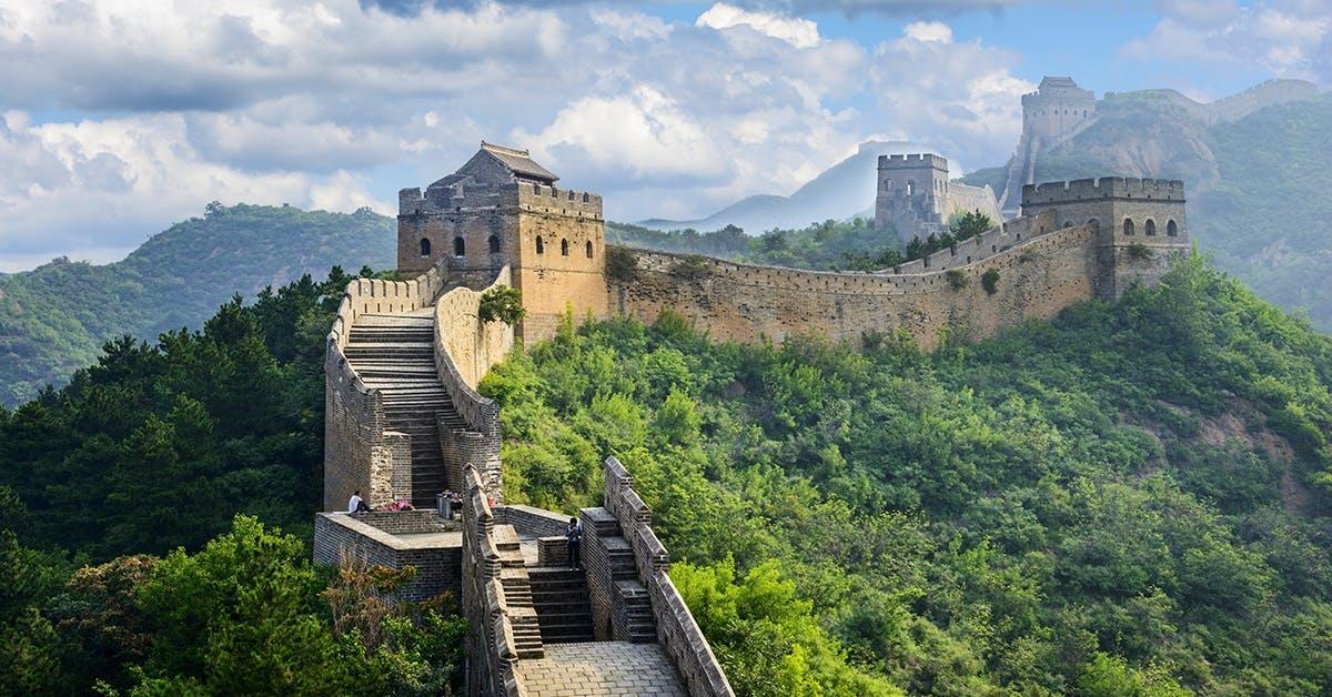 Kiinan Ensimmäinen Keisari