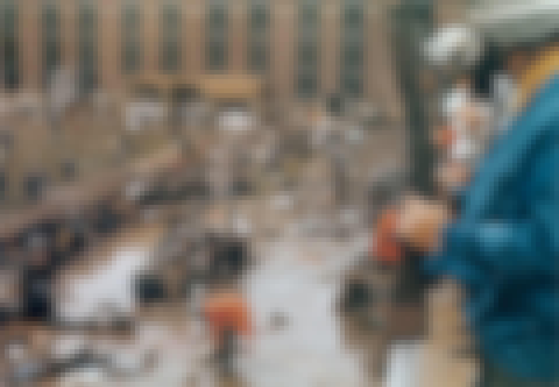 Attican vankila kapinan aikana