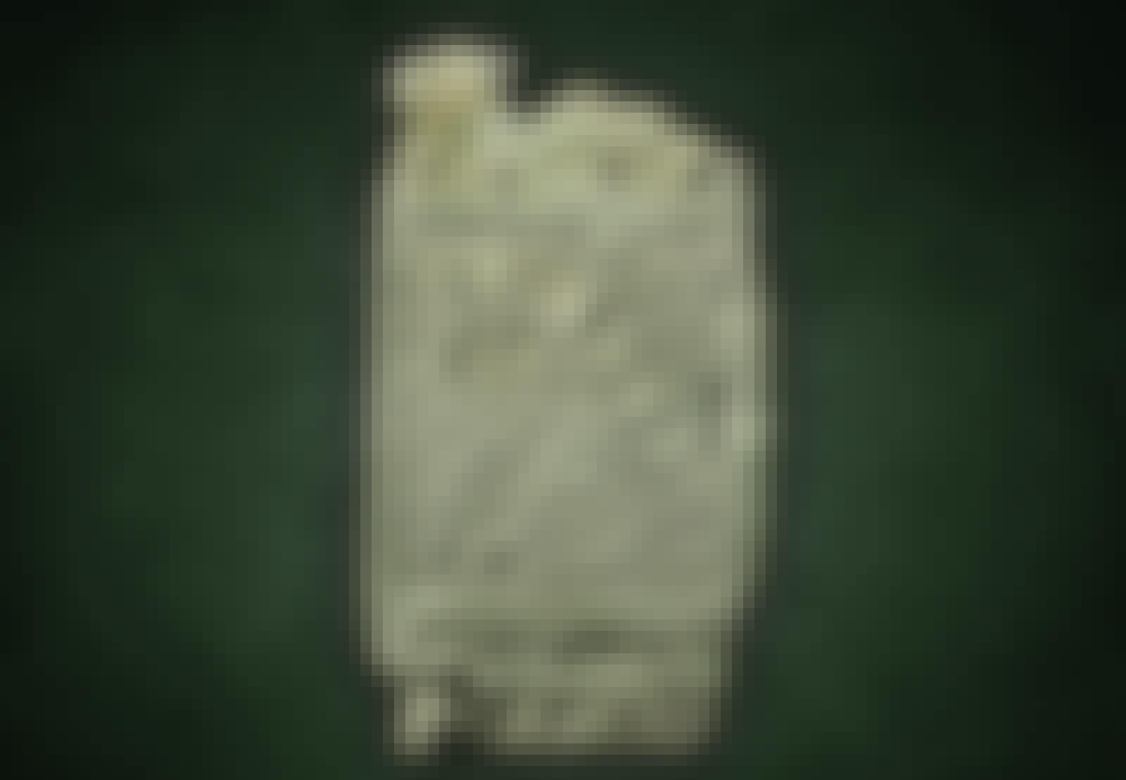 Runesten med Thor