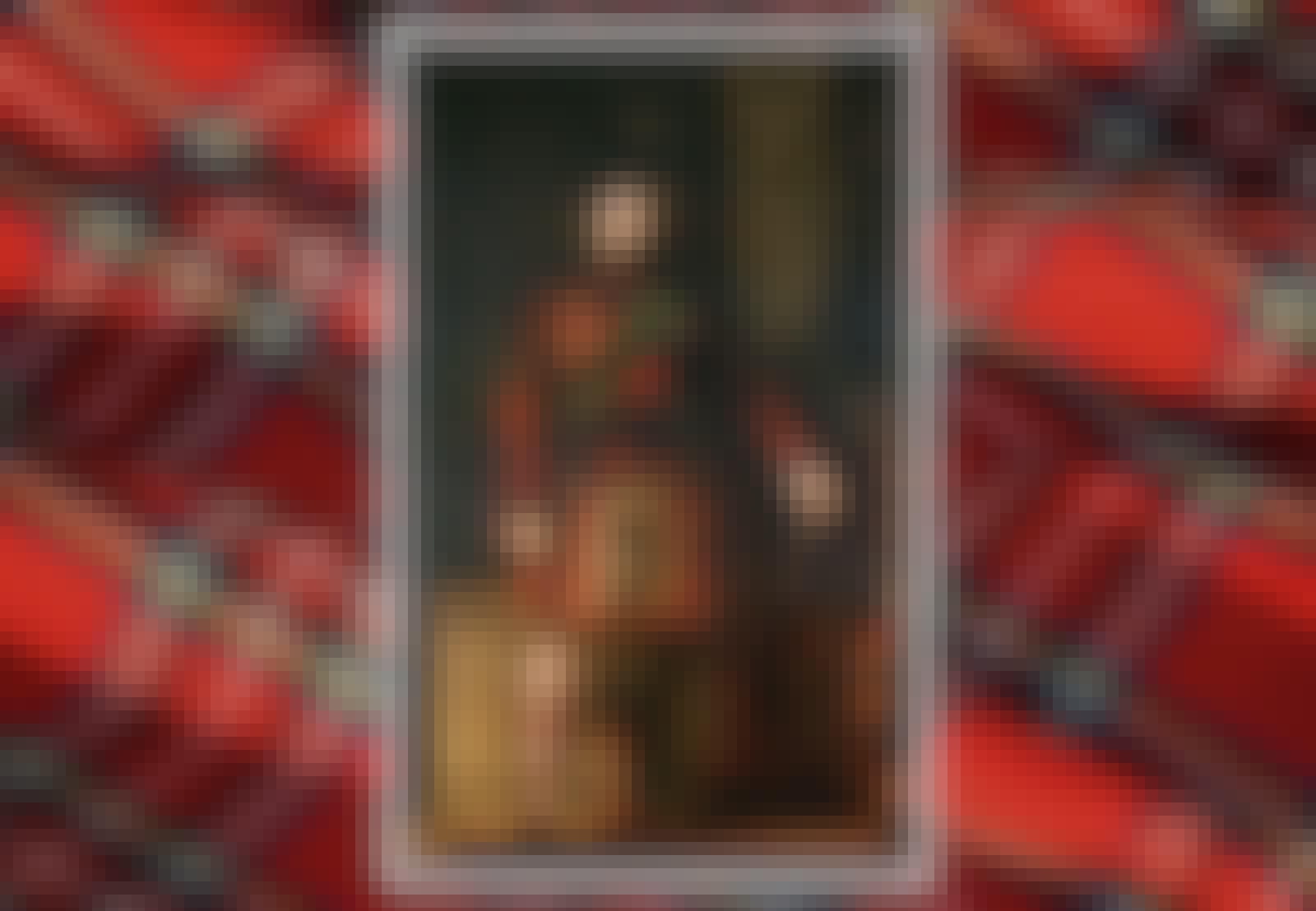 Georg 4 portræt