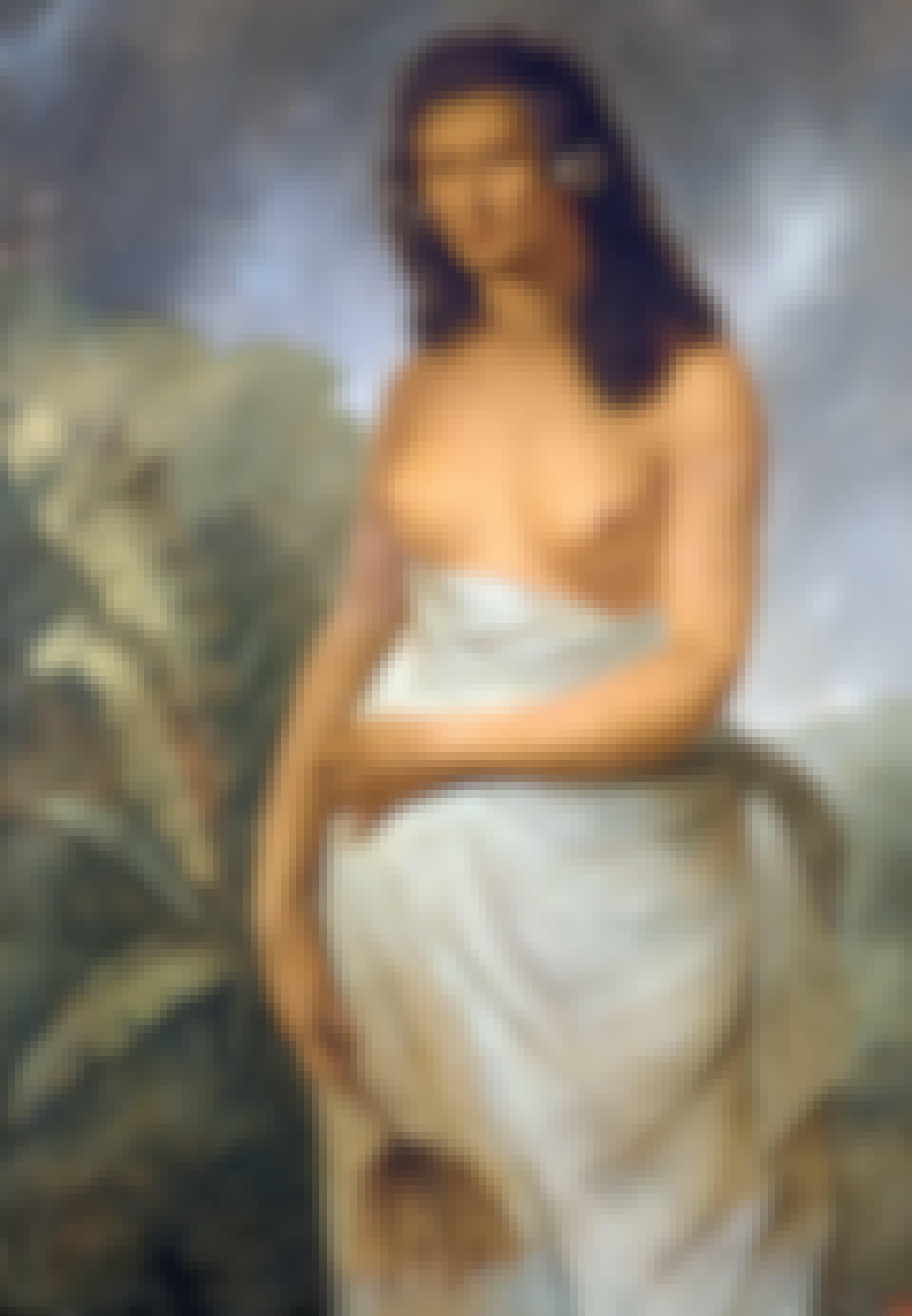 Kvinne fra Tahiti
