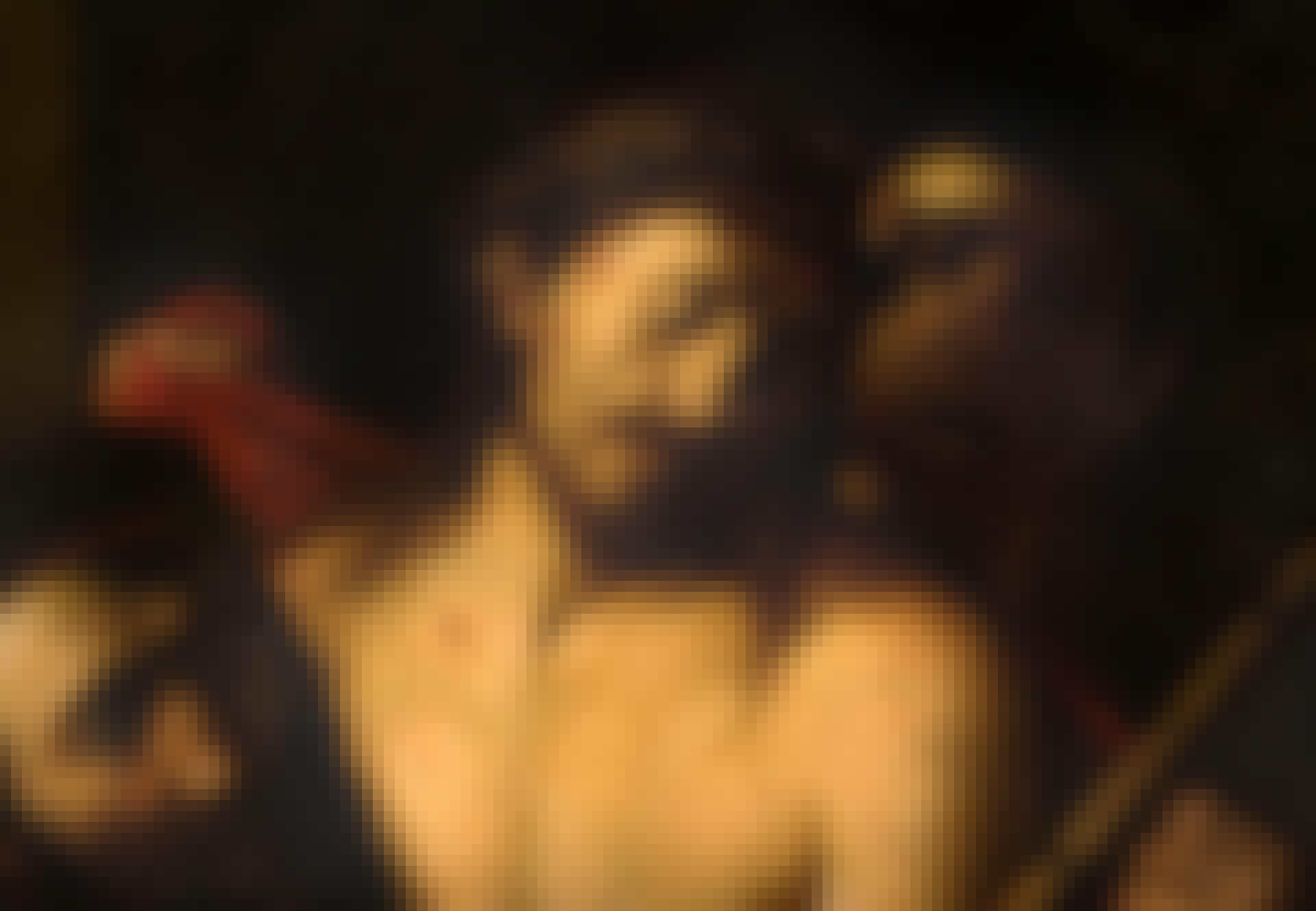 Caravaggio, Kroning med torner