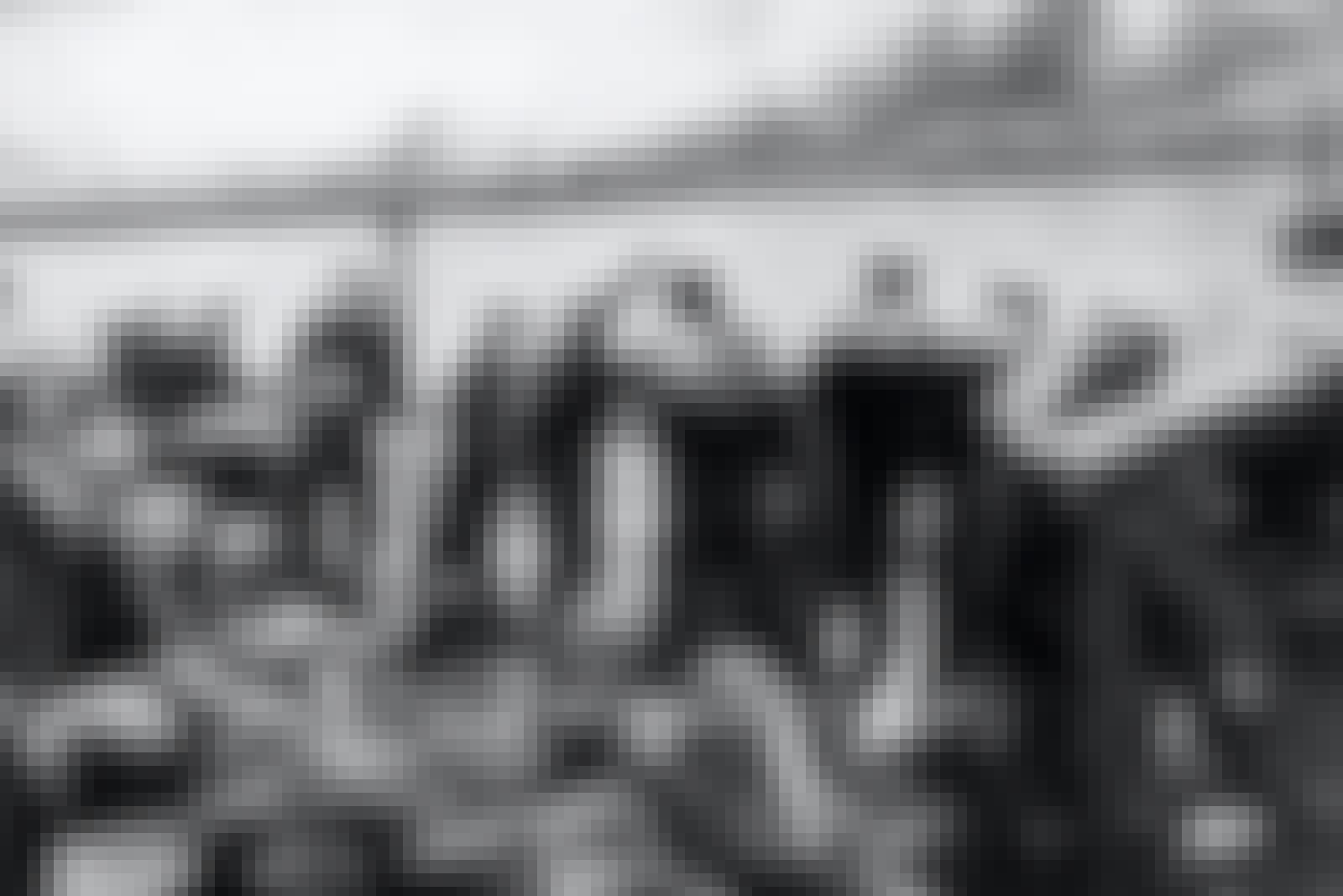 Franske soldater i Dunkirk
