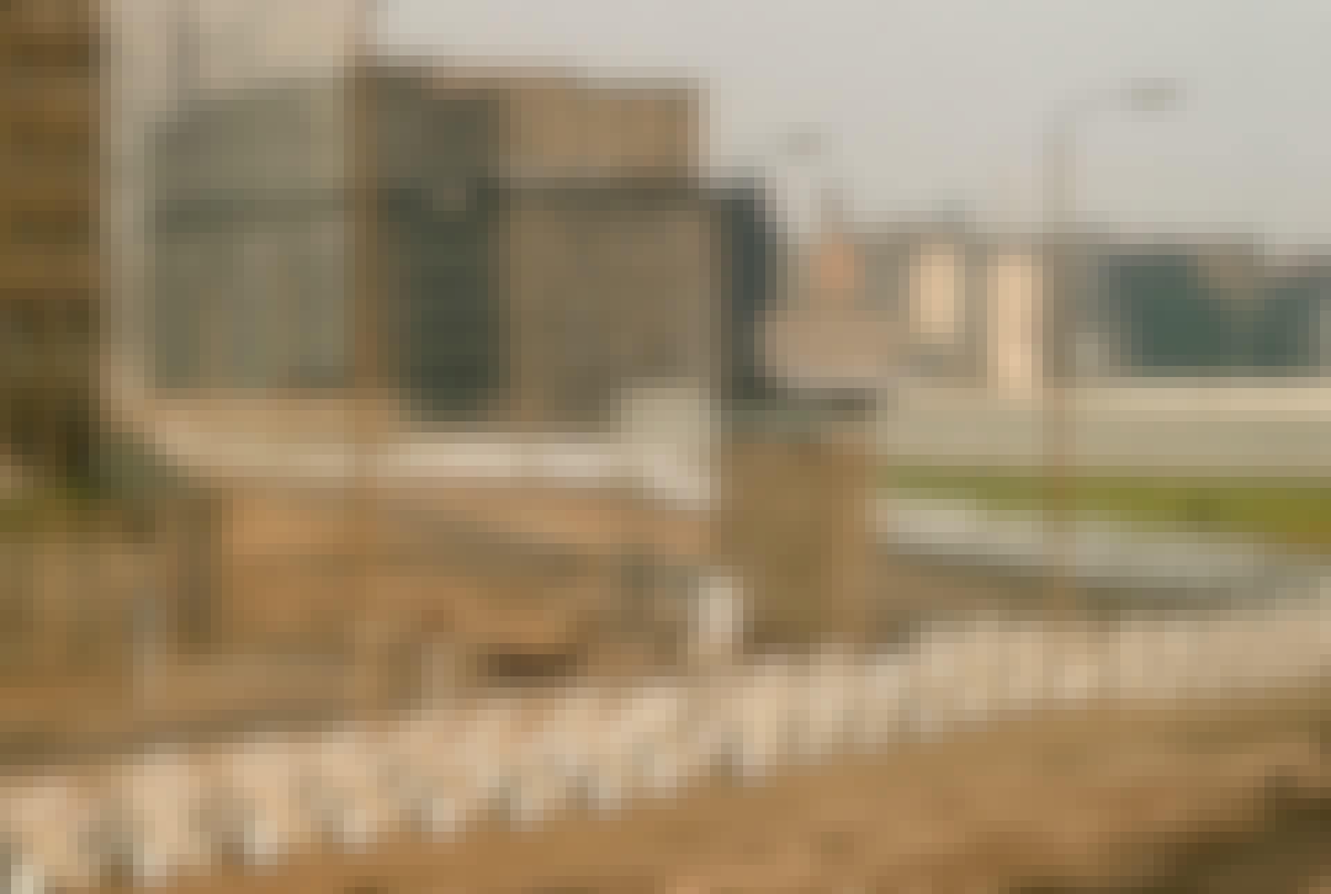 Zone des doods bij Berlijnse Muur