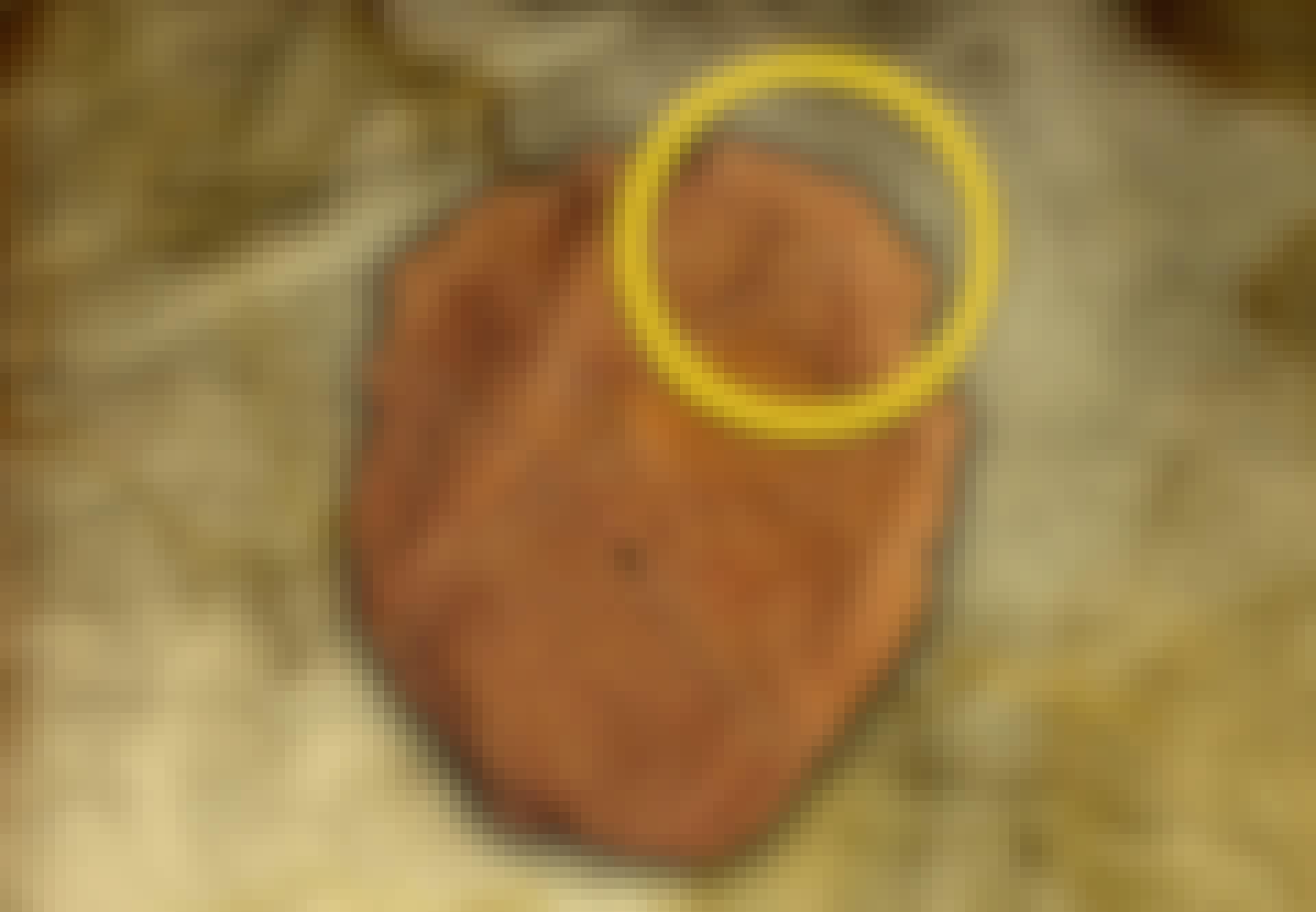 stenredskap funnet i Brasilien