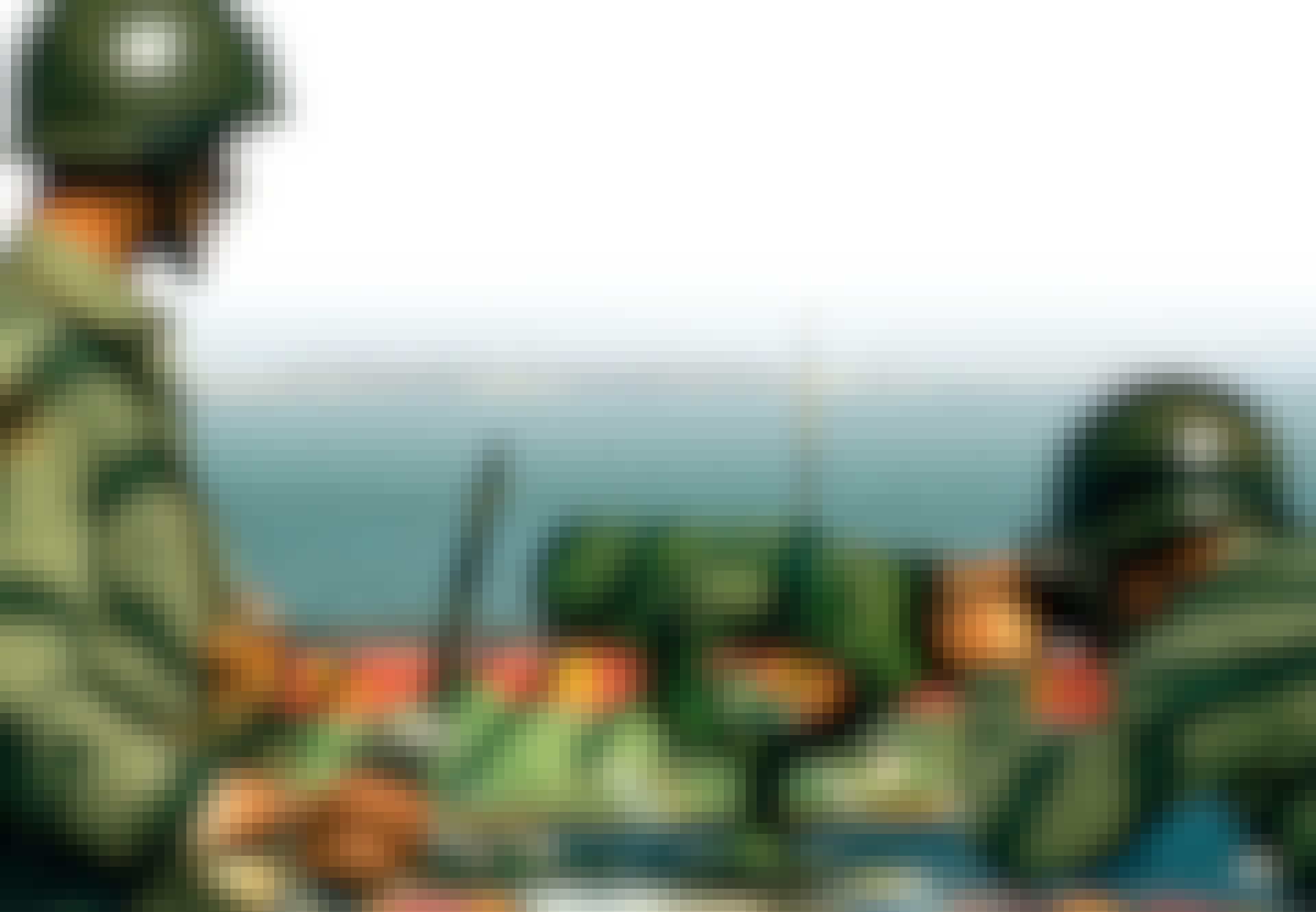 Kinesiske marinesoldater