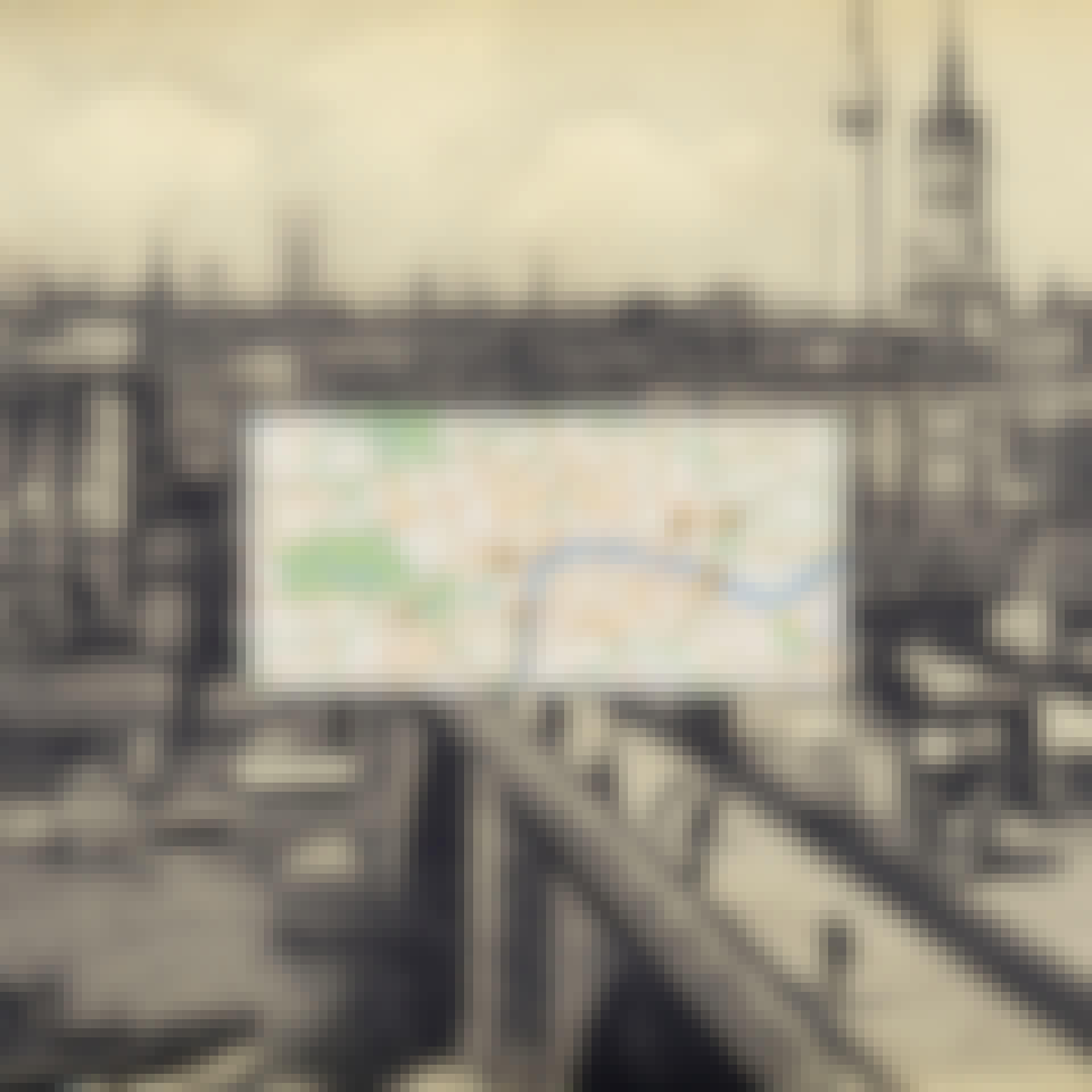 Lontoon kartta