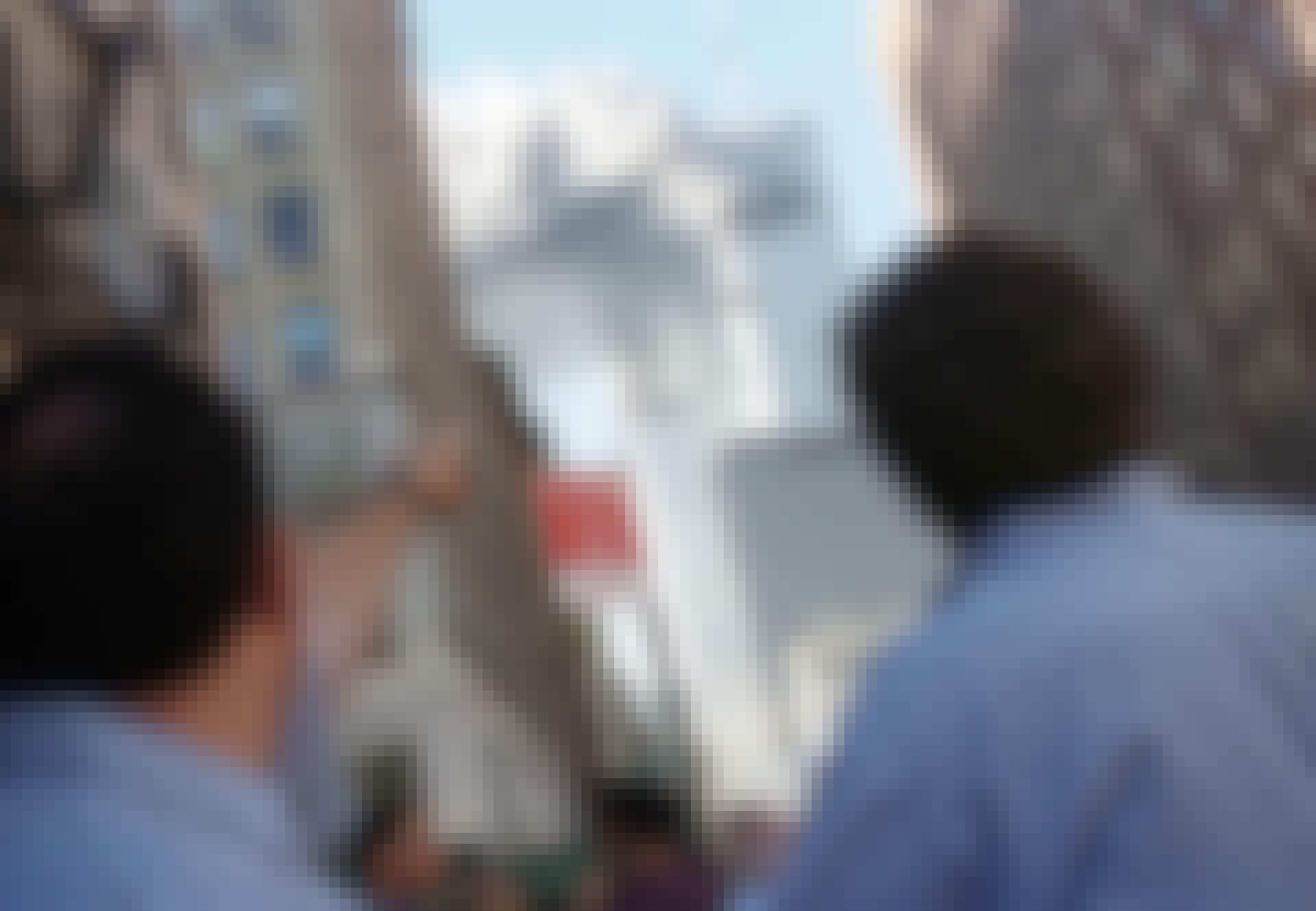 Røg fra World Trade Center