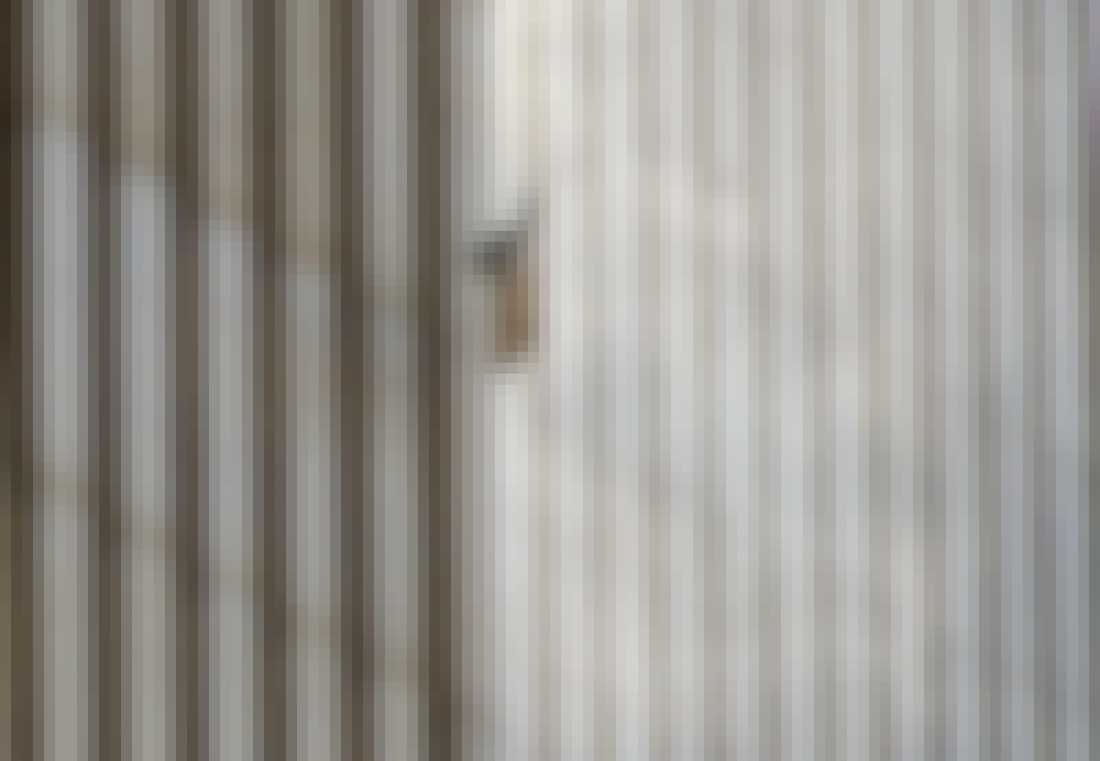 Mand springer fra World Trade Center under terrorangrebet den 11. september