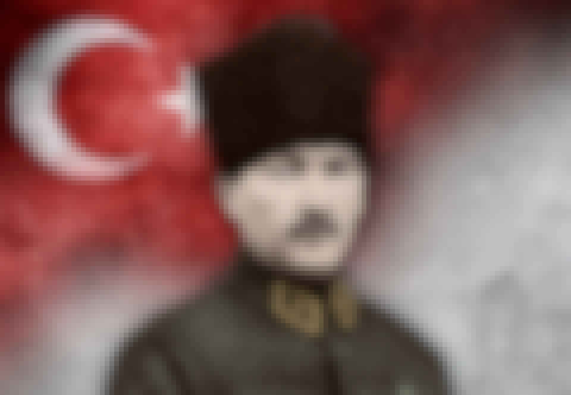 Kemal Atatürk, Turkki