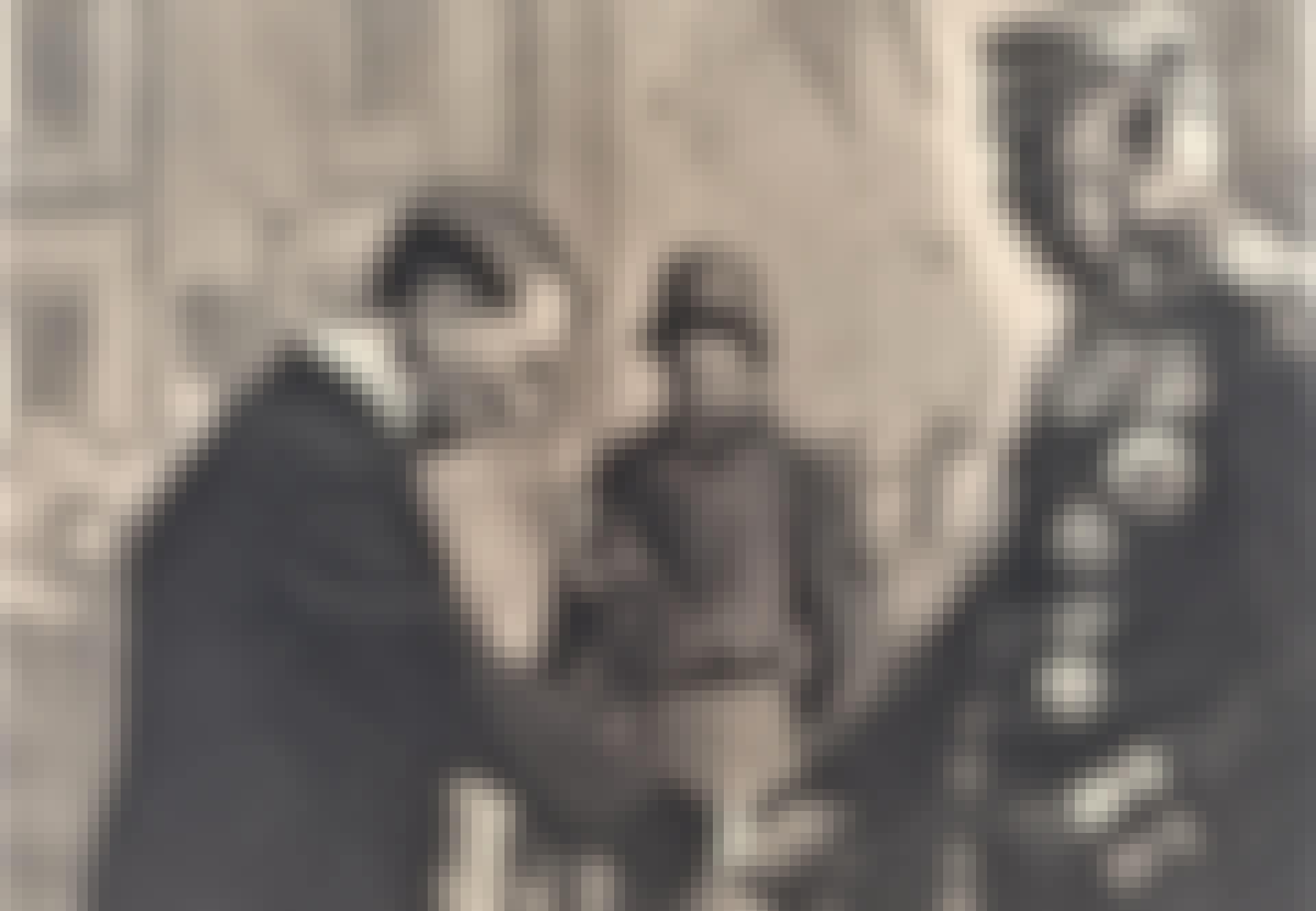 Adolf Hitler och Hindenburg