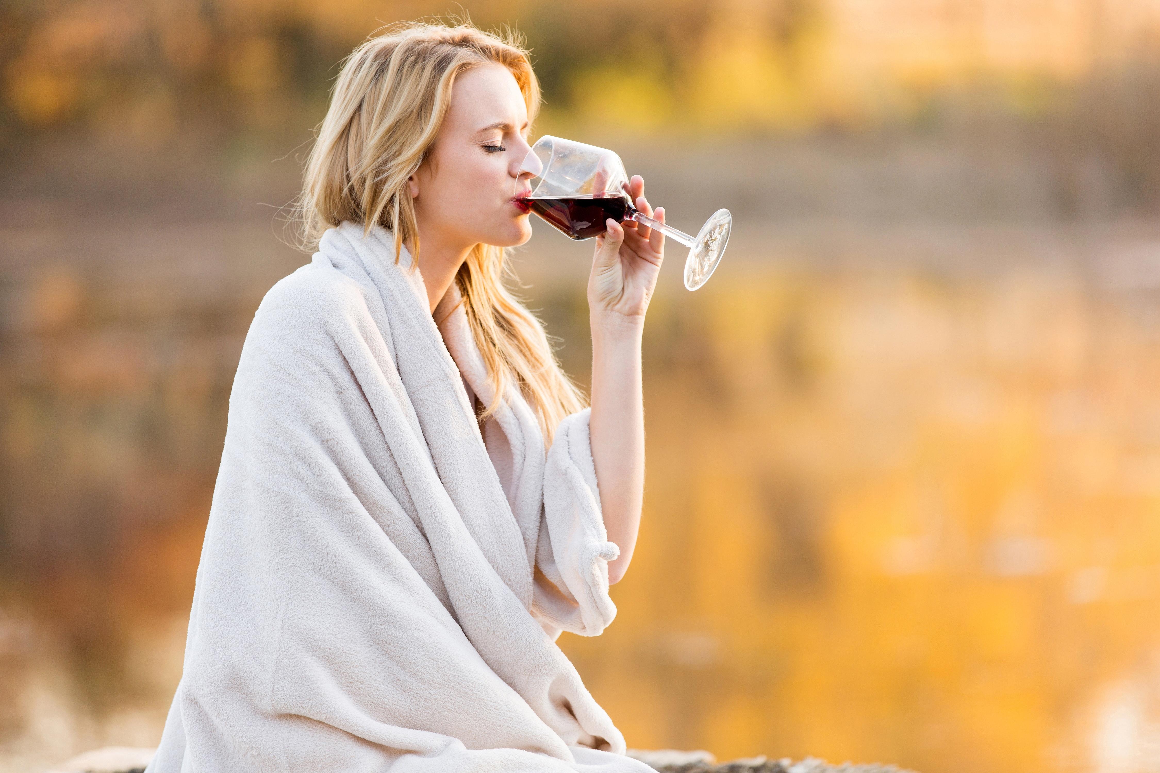 Kalorier i vin 🍷 - tjek kalorier i rødvin, hvidvin og rosé