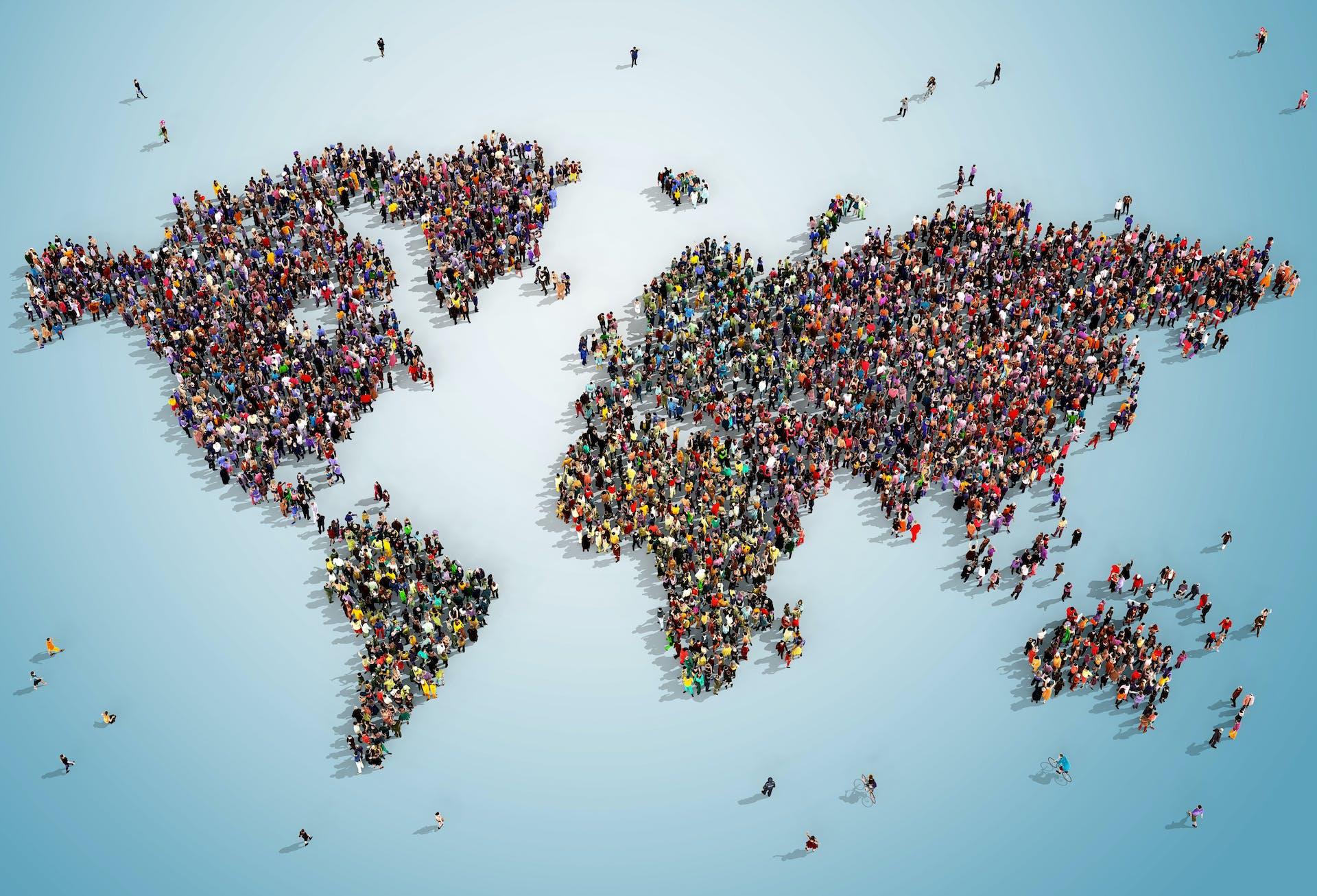 hvor mange land finnes det i verden