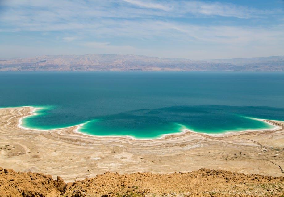 de dode zee jordanie