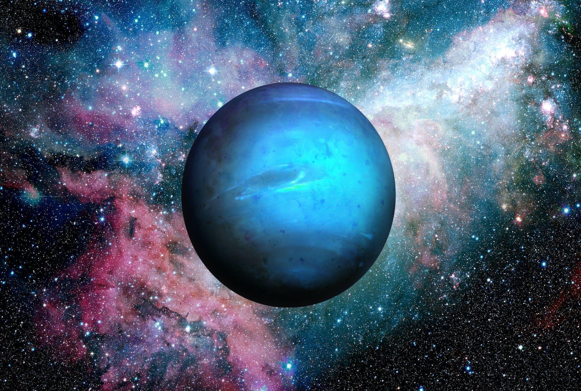 Neptunus i solsystemet