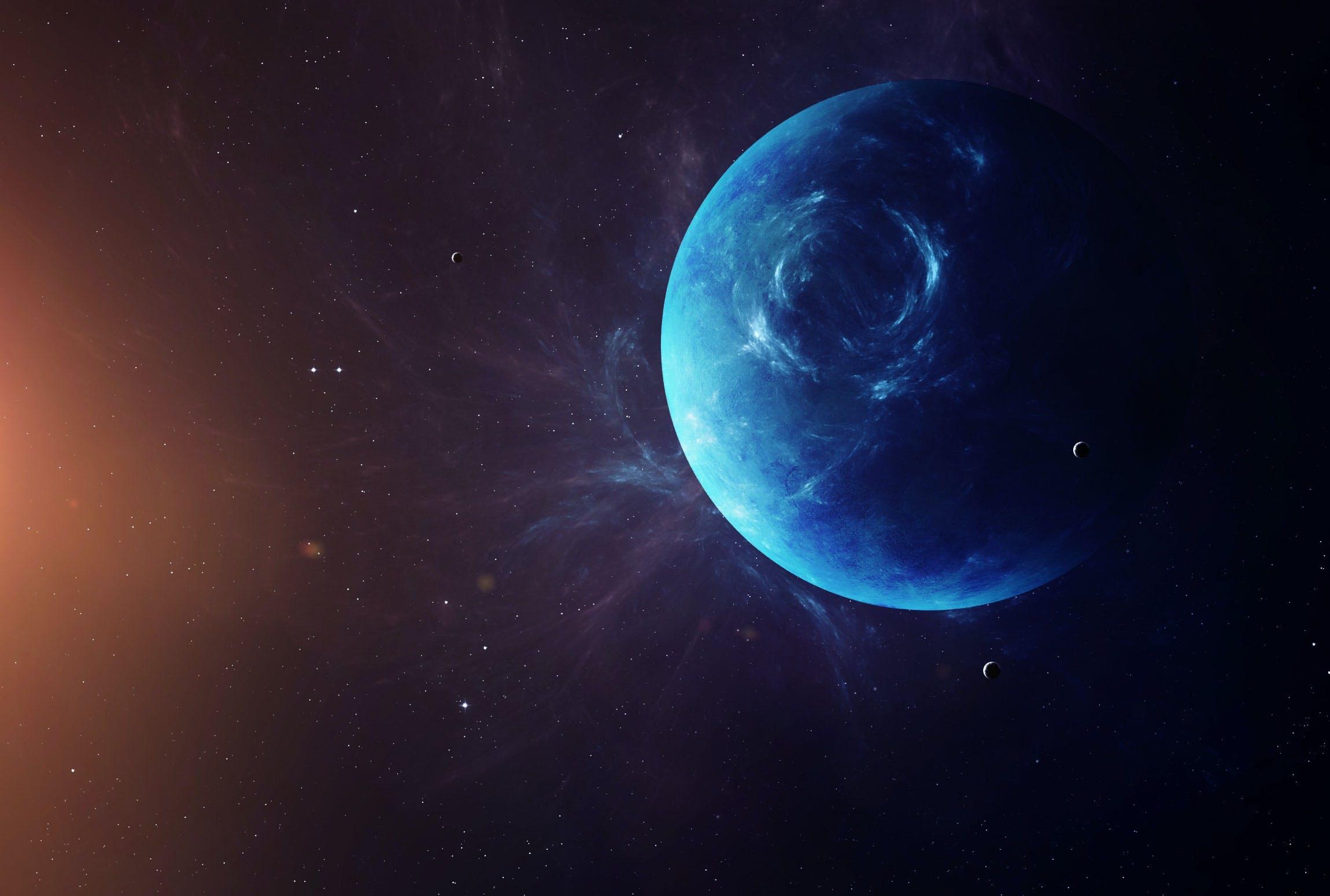 Fakta om Neptunus