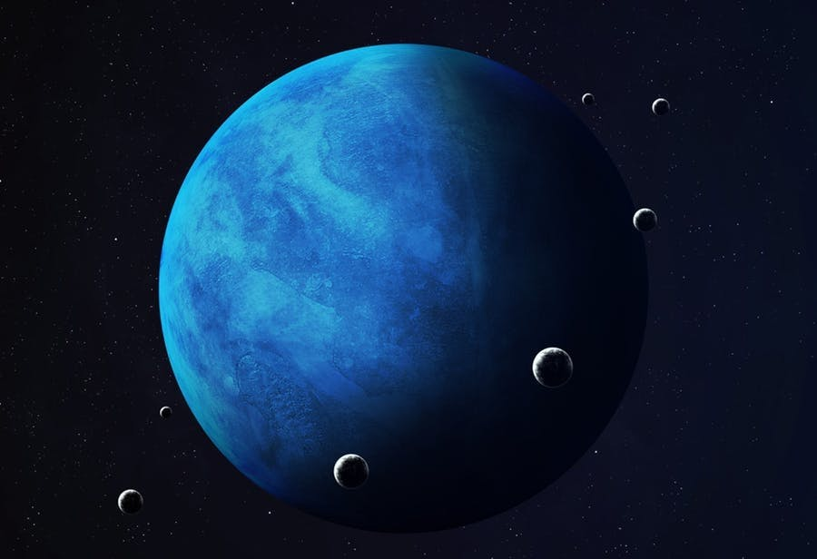 Neptunus manen