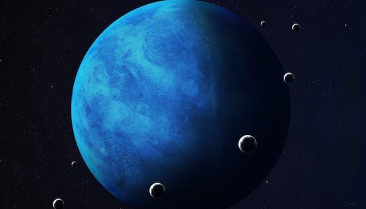 Neptun måner