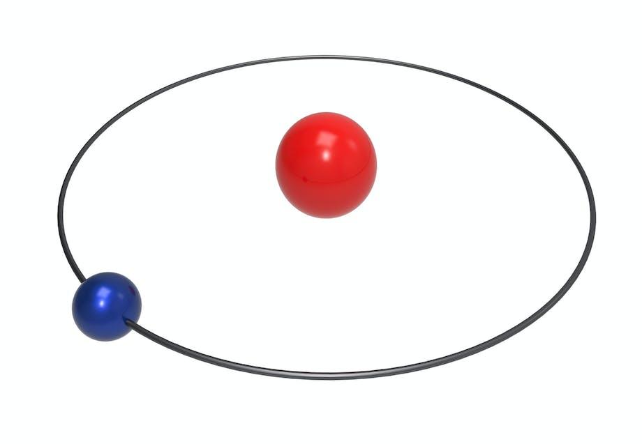 Brint atom