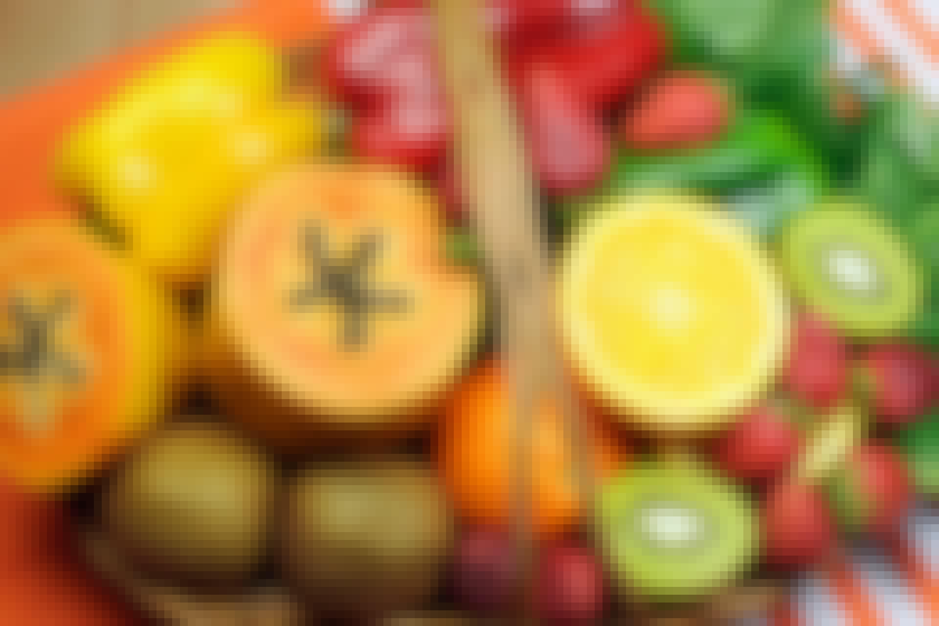 C-vitamin i mat