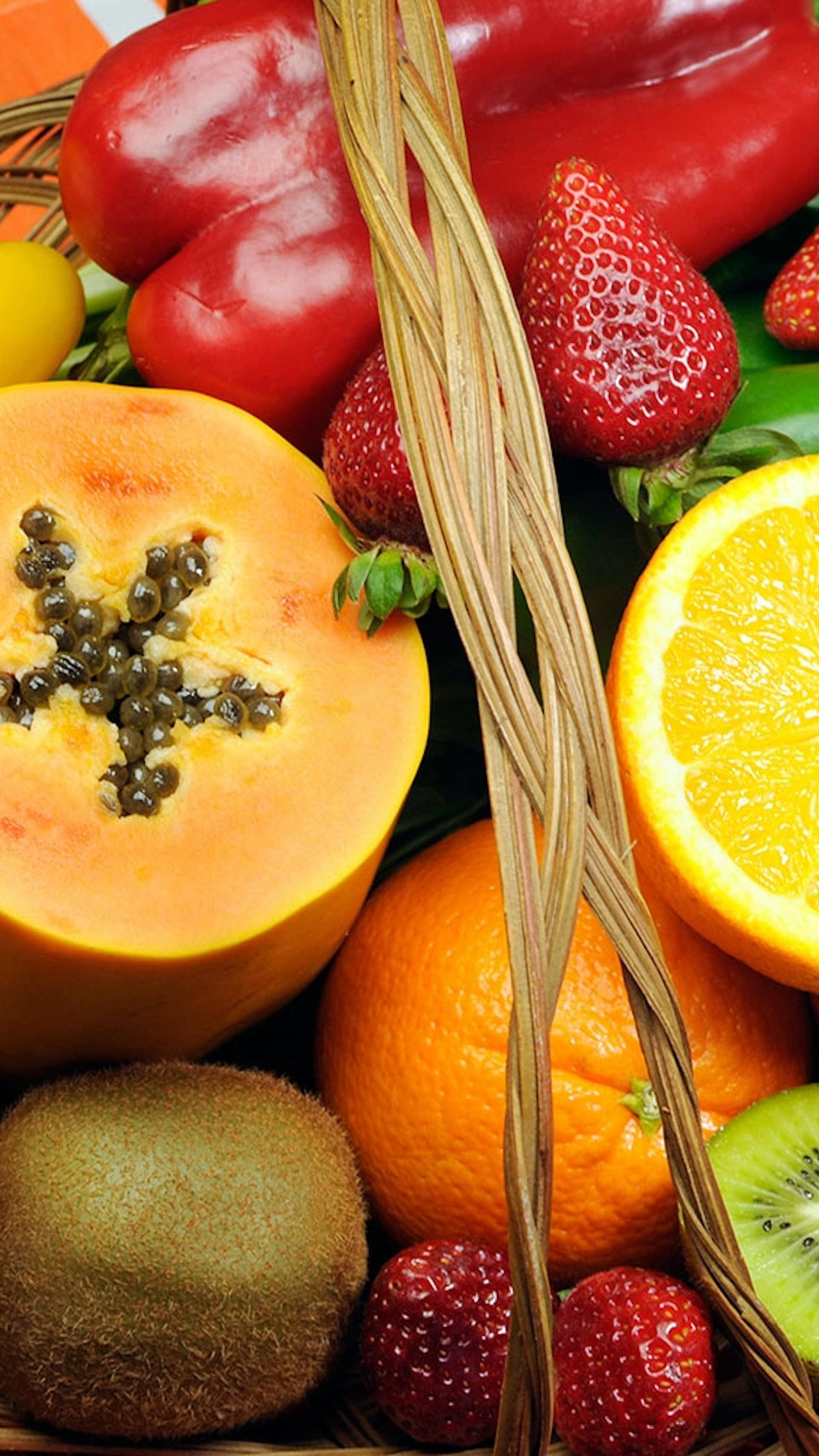 frukt med mest c vitamin