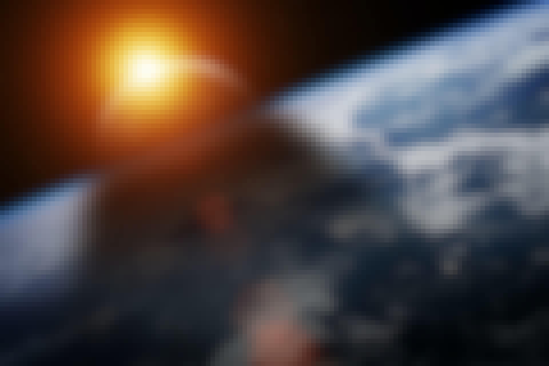 Hoe ontstaat een zonsverduistering?