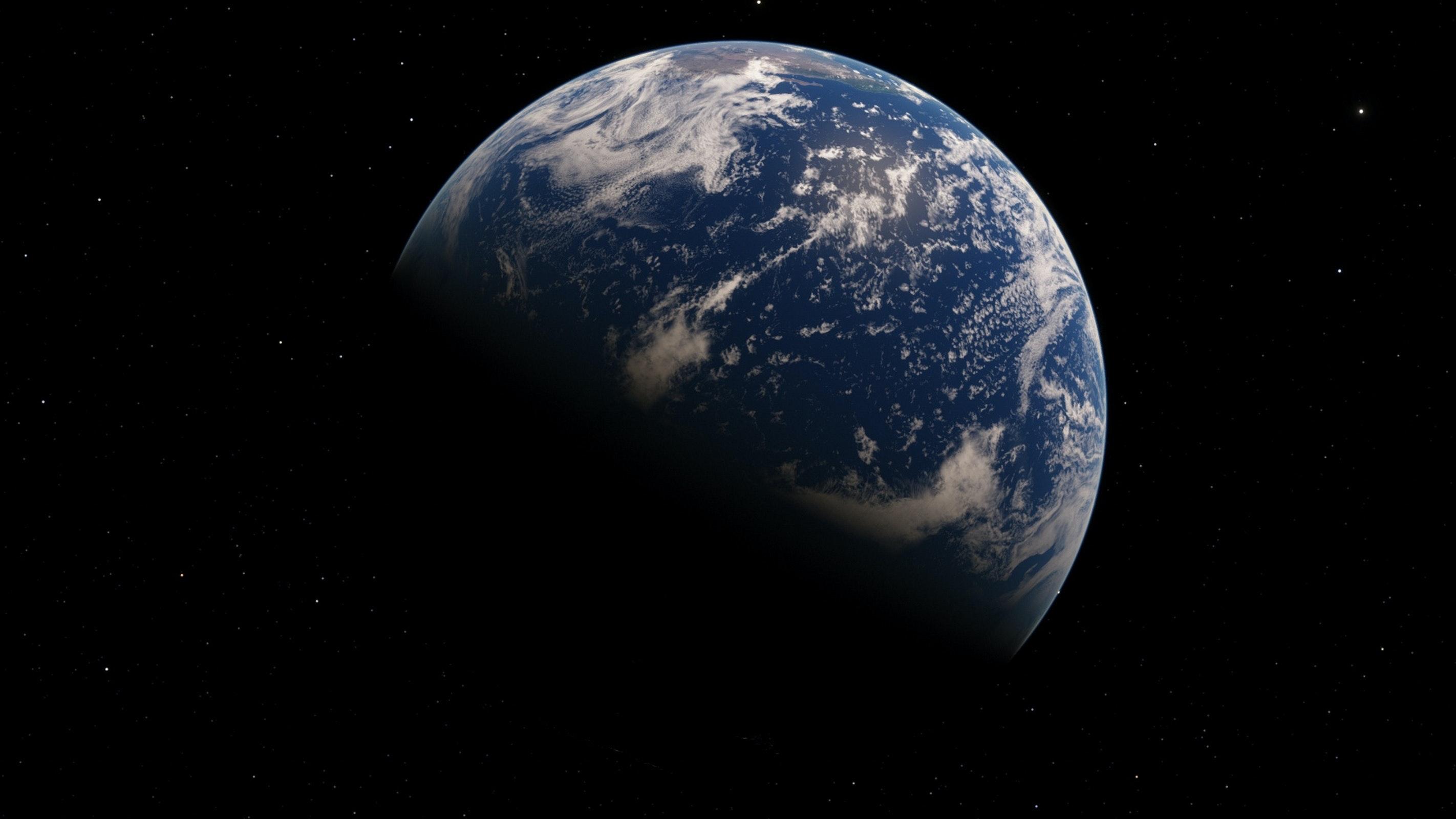 hvorfor er jorden rund