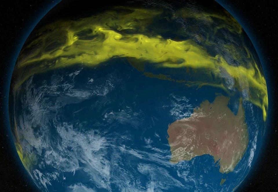 Ozonskiktet
