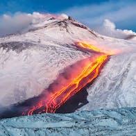 Vulkaner under isen: