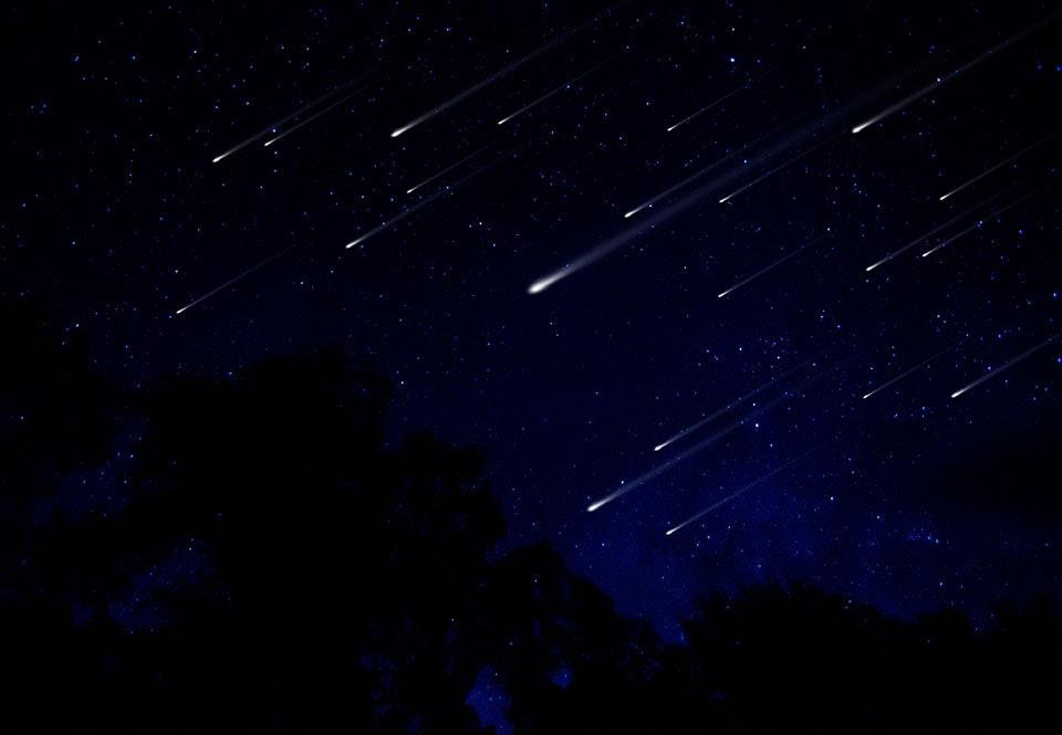 Meteorsværm