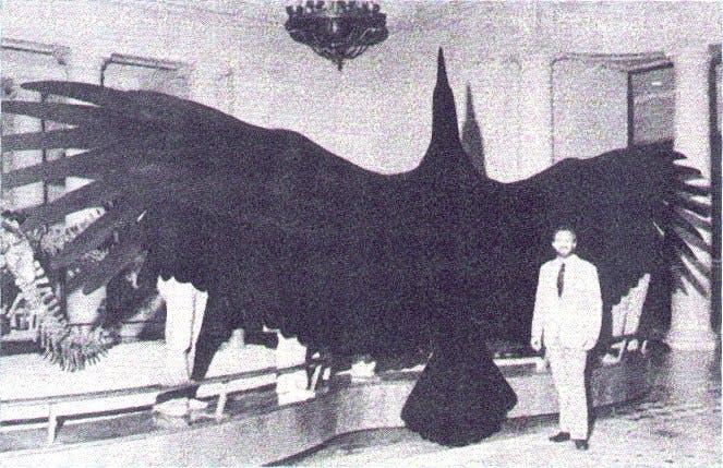 Megalodon var udstyret med 15 cm lange tænder og kaldes populært et lokomotiv med munden fuld af slagterknive.