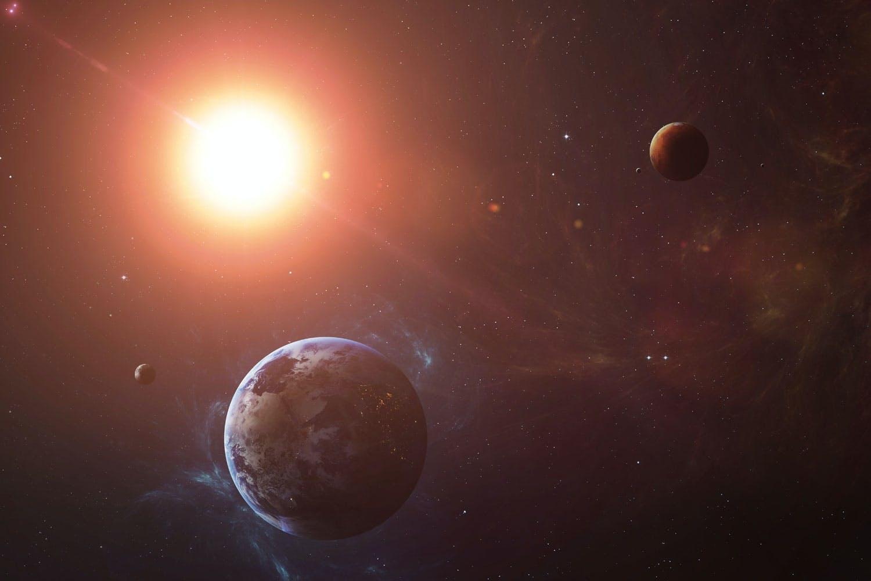 Mitä vauhtia Maa vie meitä avaruudessa?