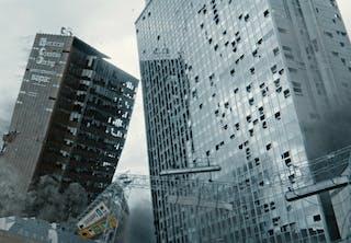 Billede fra filmen Skjelvet